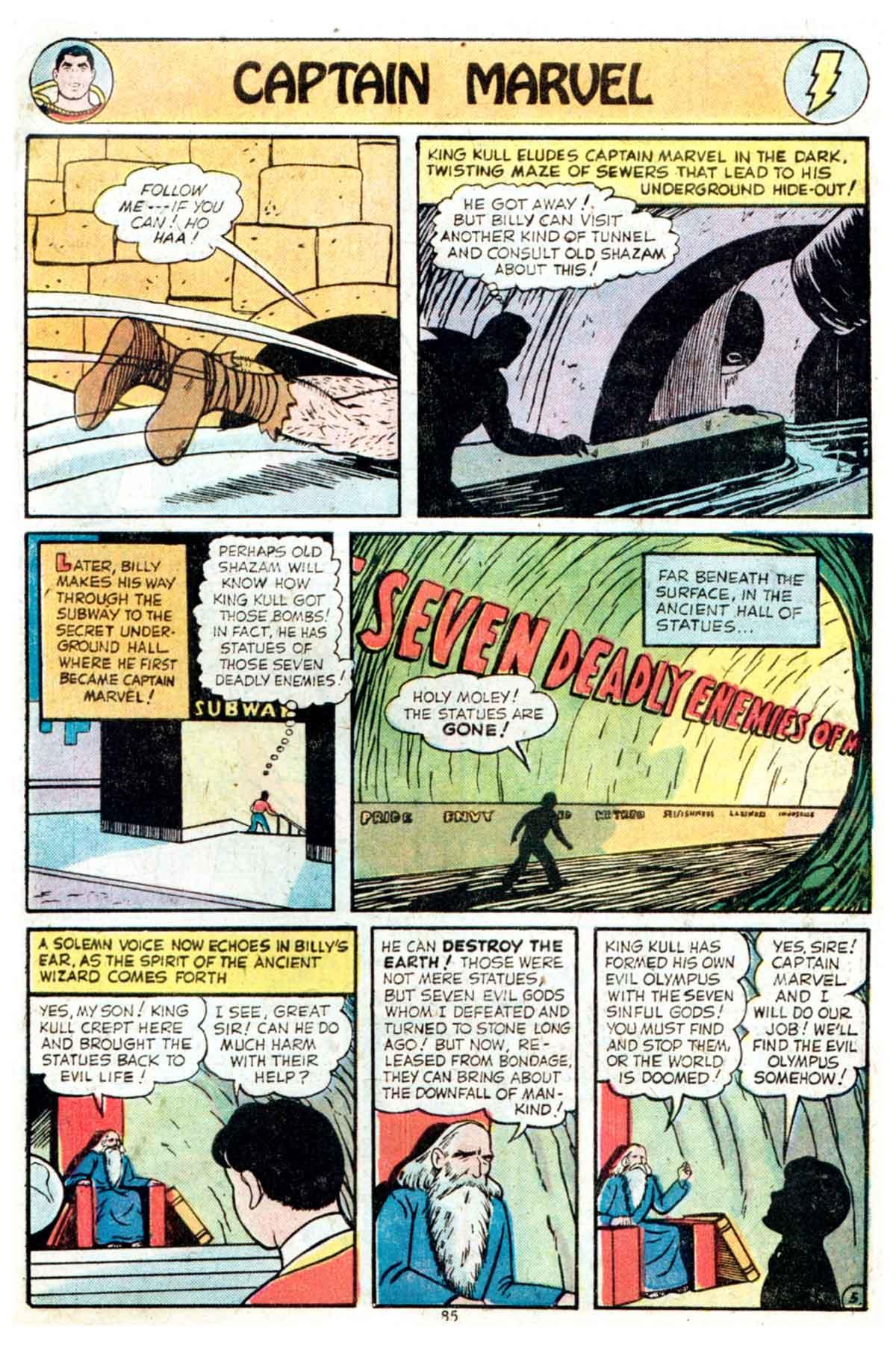 Read online Shazam! (1973) comic -  Issue #16 - 85