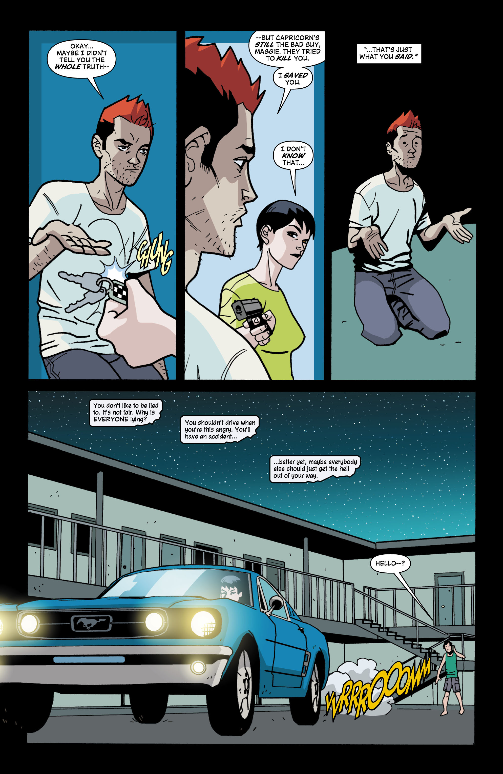 Read online Red Herring comic -  Issue #4 - 5