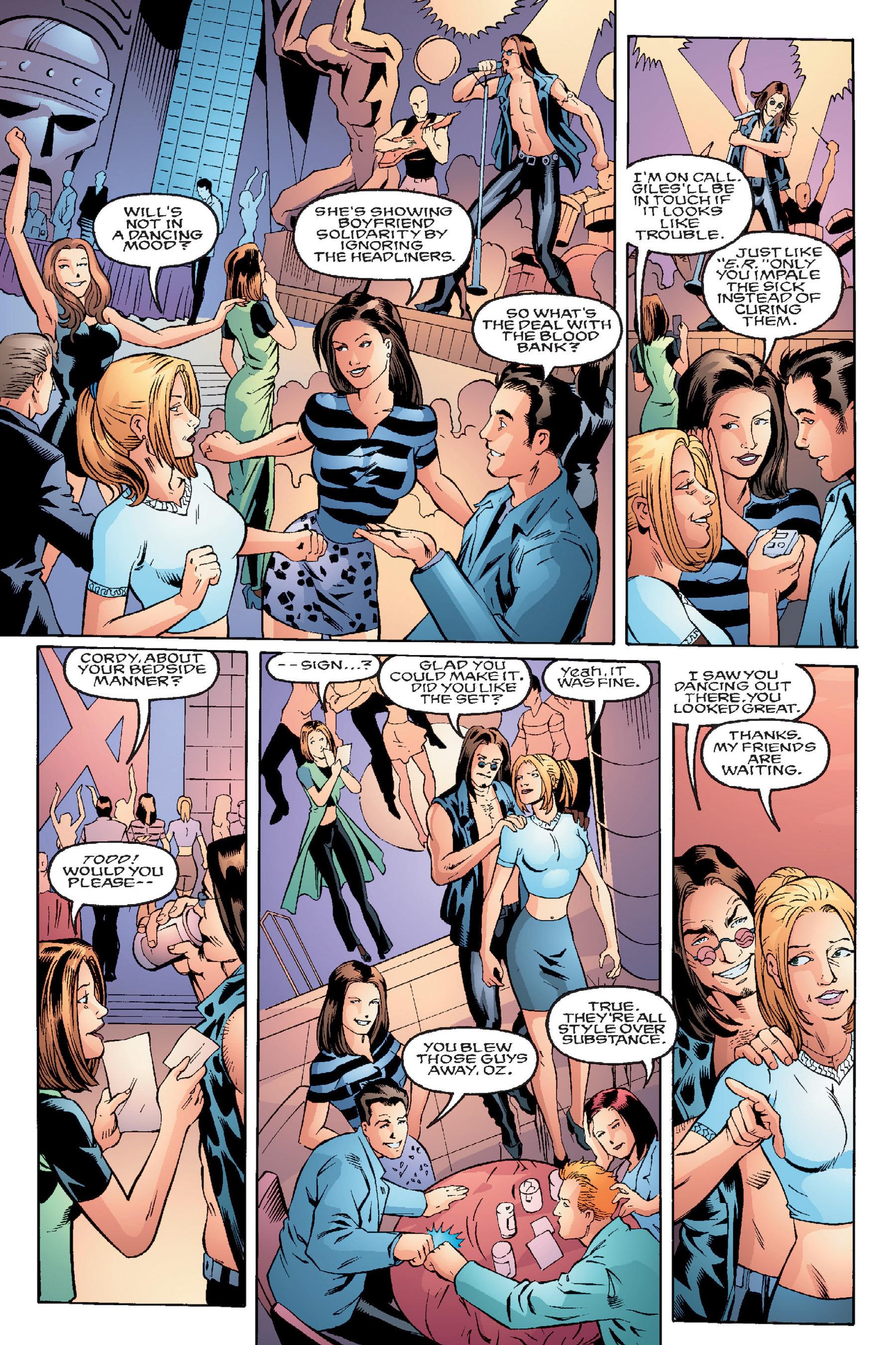 Read online Buffy the Vampire Slayer: Omnibus comic -  Issue # TPB 4 - 61