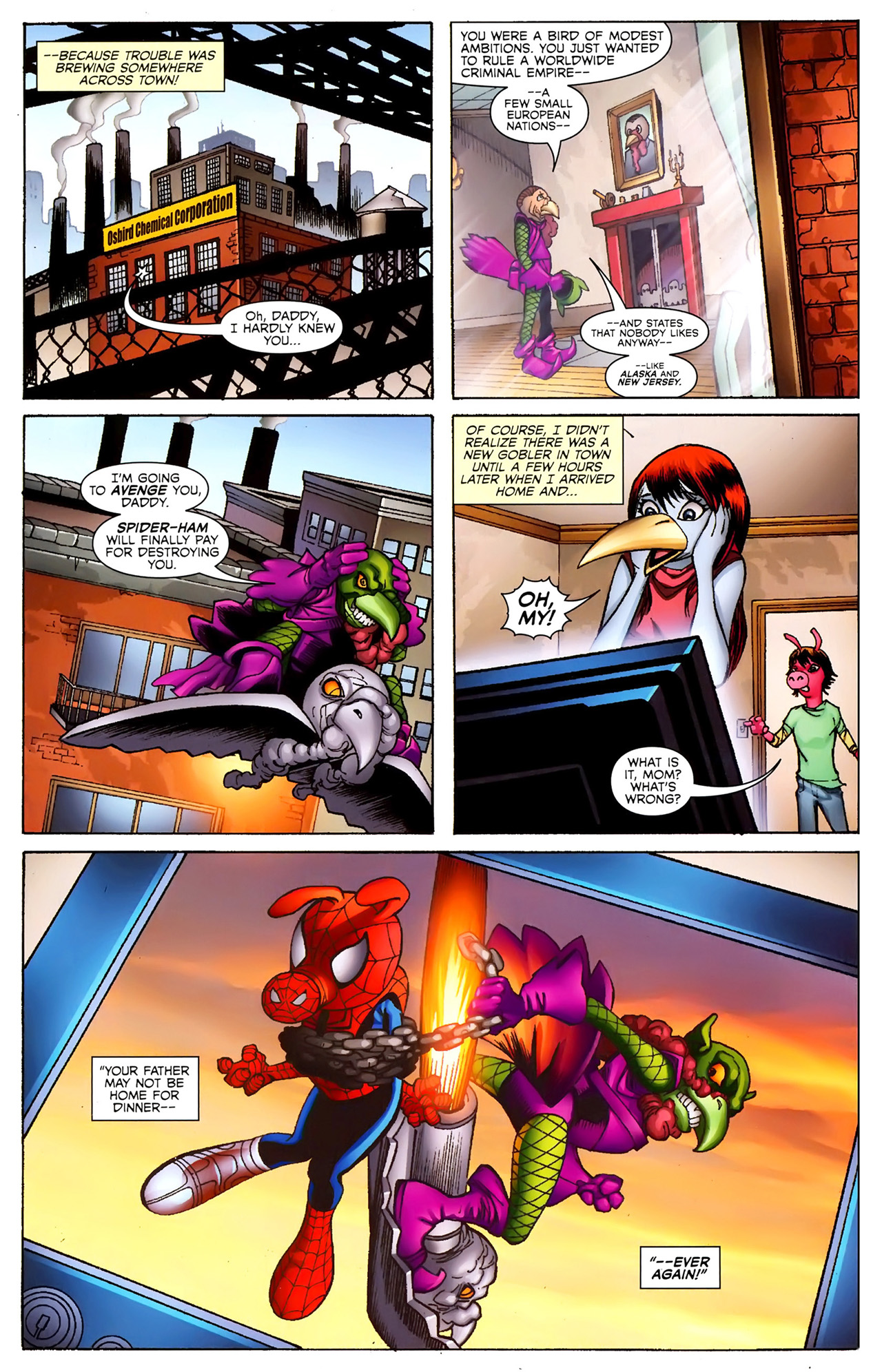 Read online Amazing Spider-Man Family comic -  Issue #4 - 43