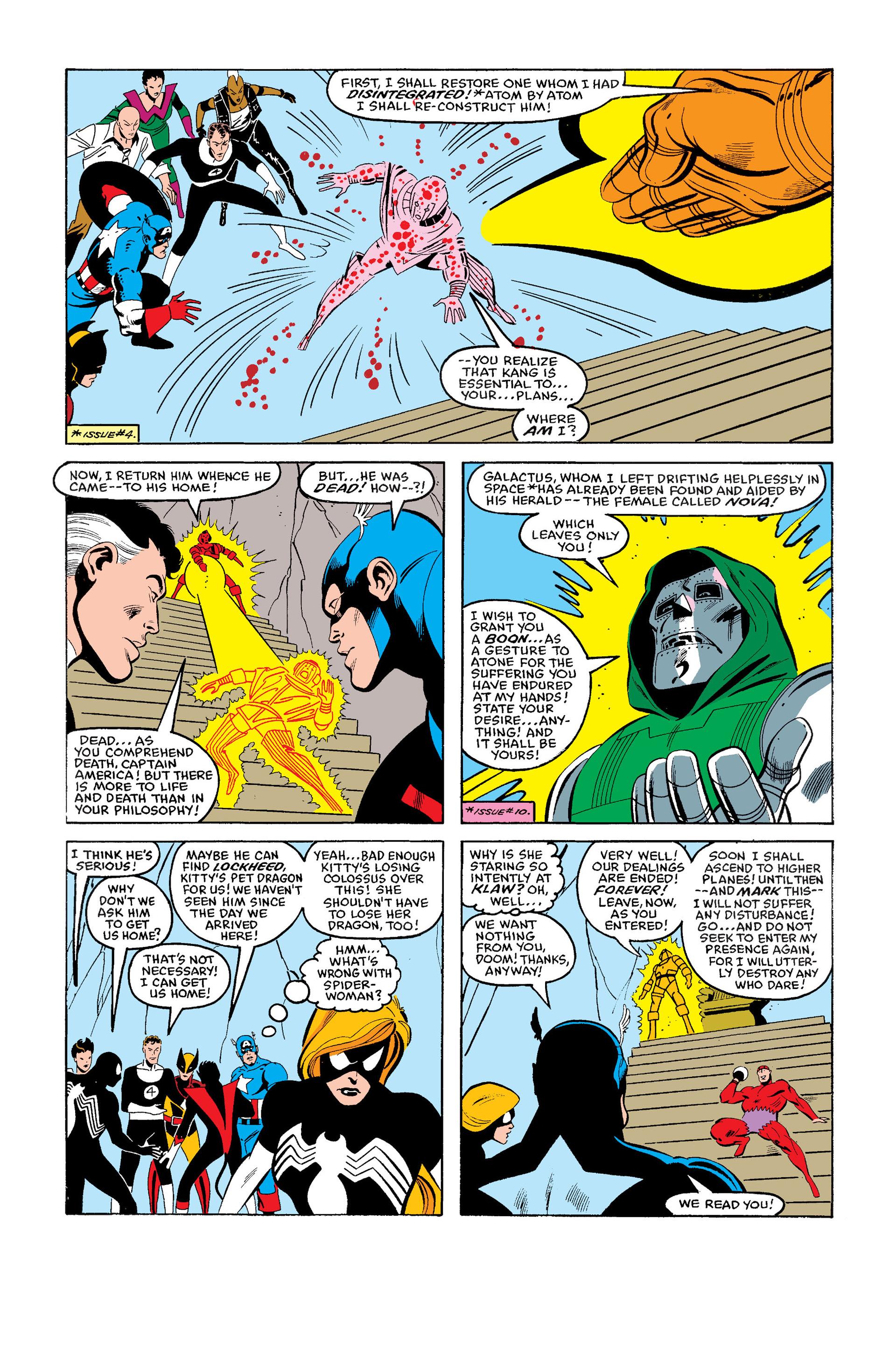 Read online Secret Wars (1985) comic -  Issue #11 - 19