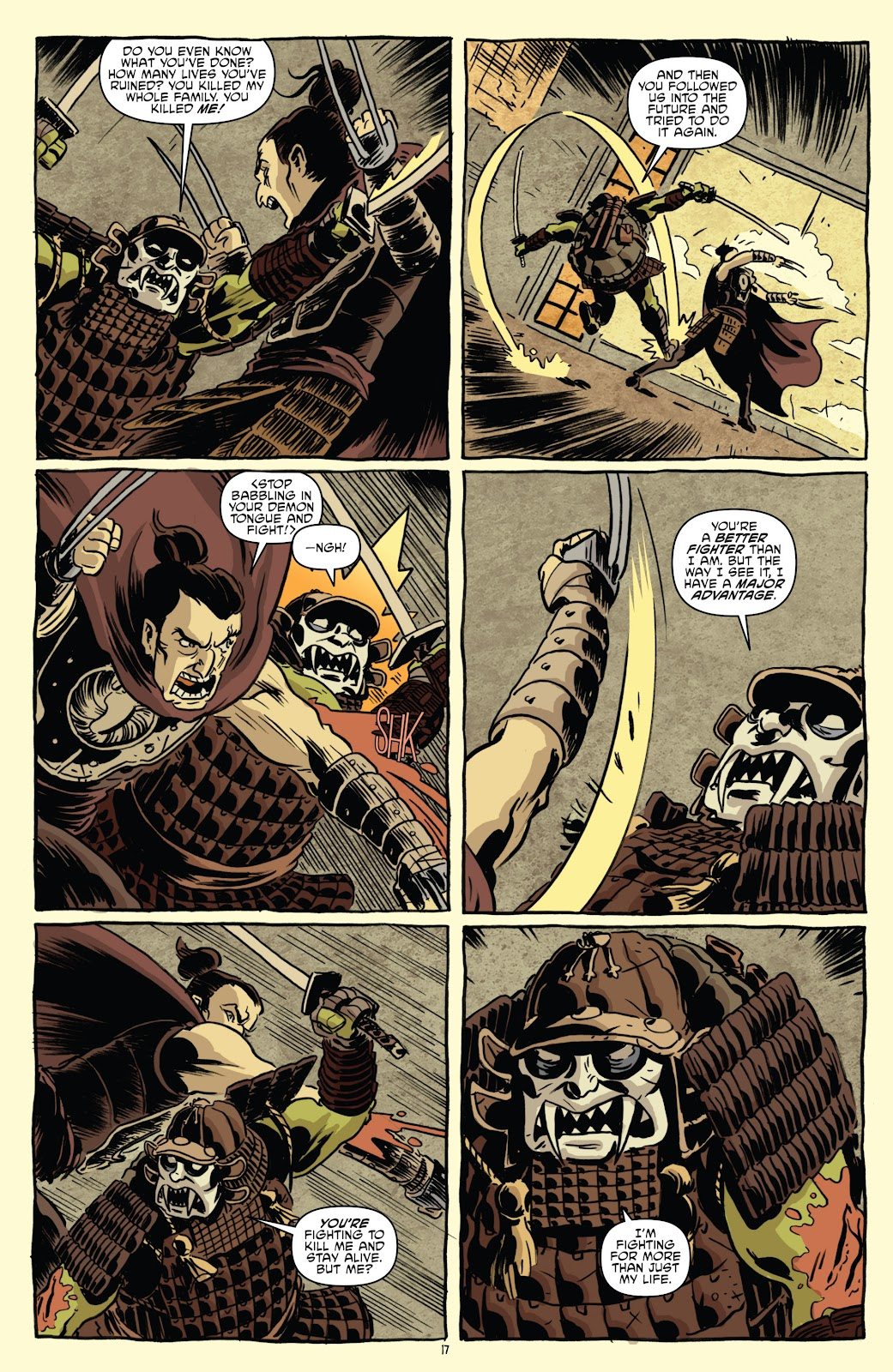 Read online Teenage Mutant Ninja Turtles: The IDW Collection comic -  Issue # TPB 5 (Part 1) - 47
