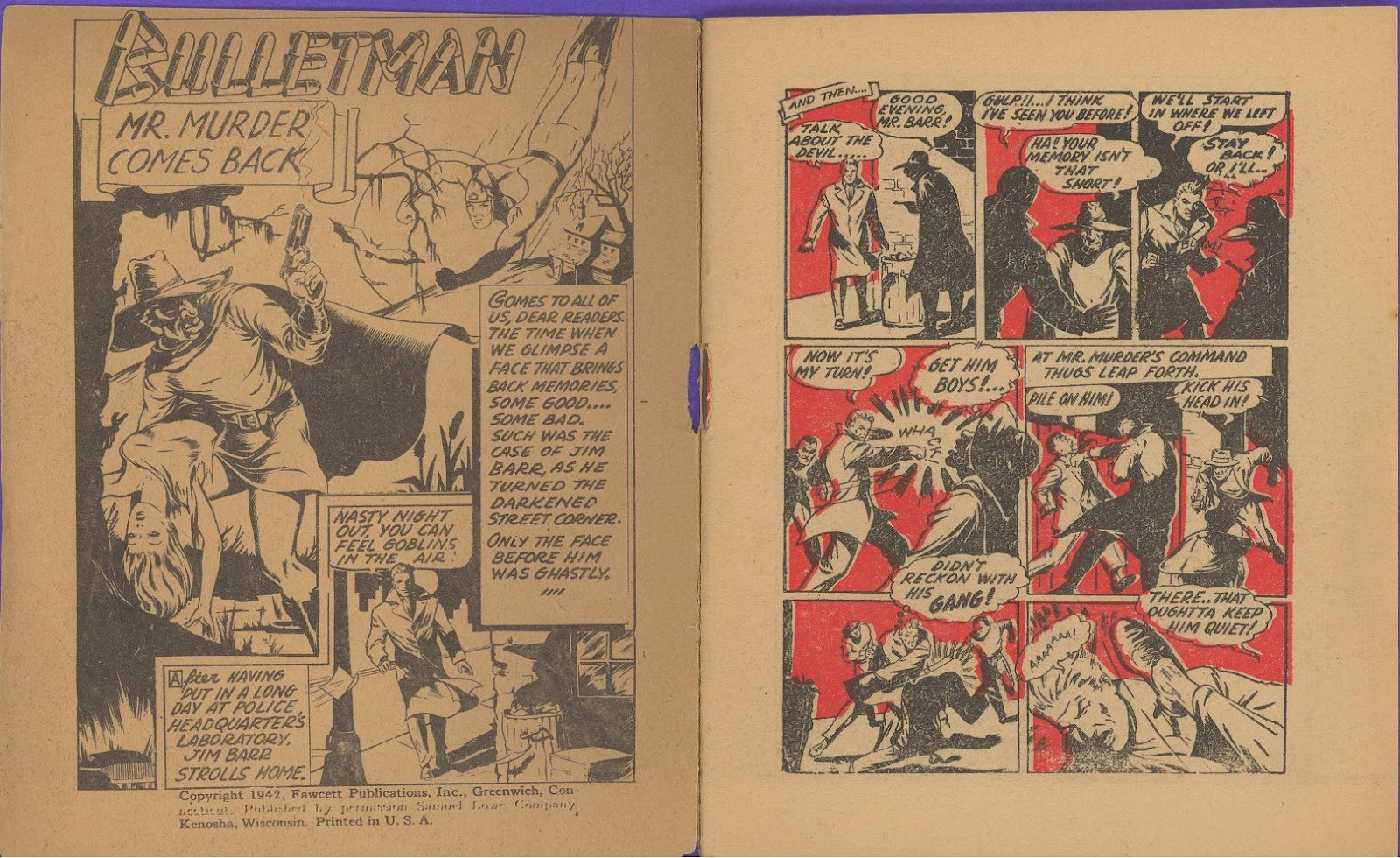 Bulletman issue 11 - Page 2