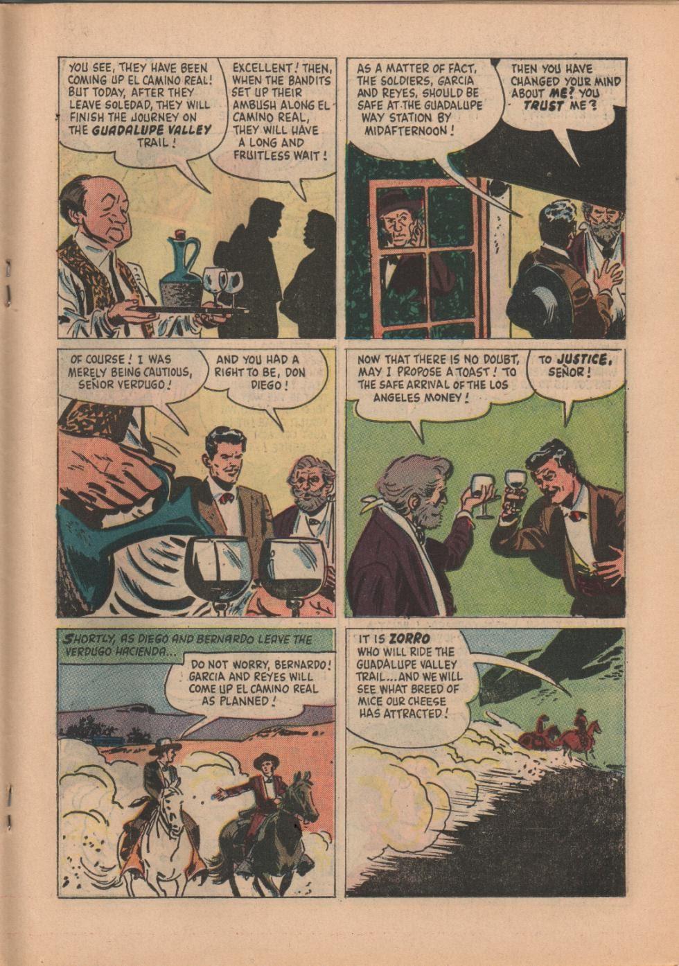 Zorro (1966) issue 5 - Page 19