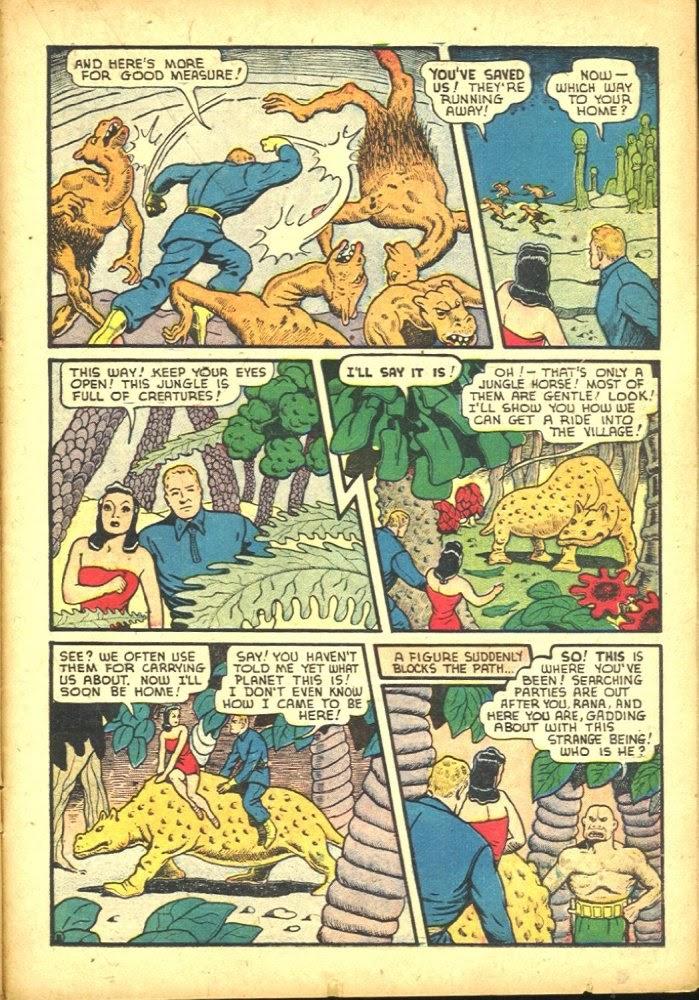 Read online Amazing Man Comics comic -  Issue #25 - 43