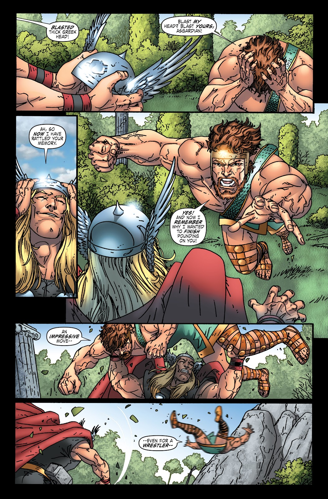 Read online Thor: Ragnaroks comic -  Issue # TPB (Part 1) - 61