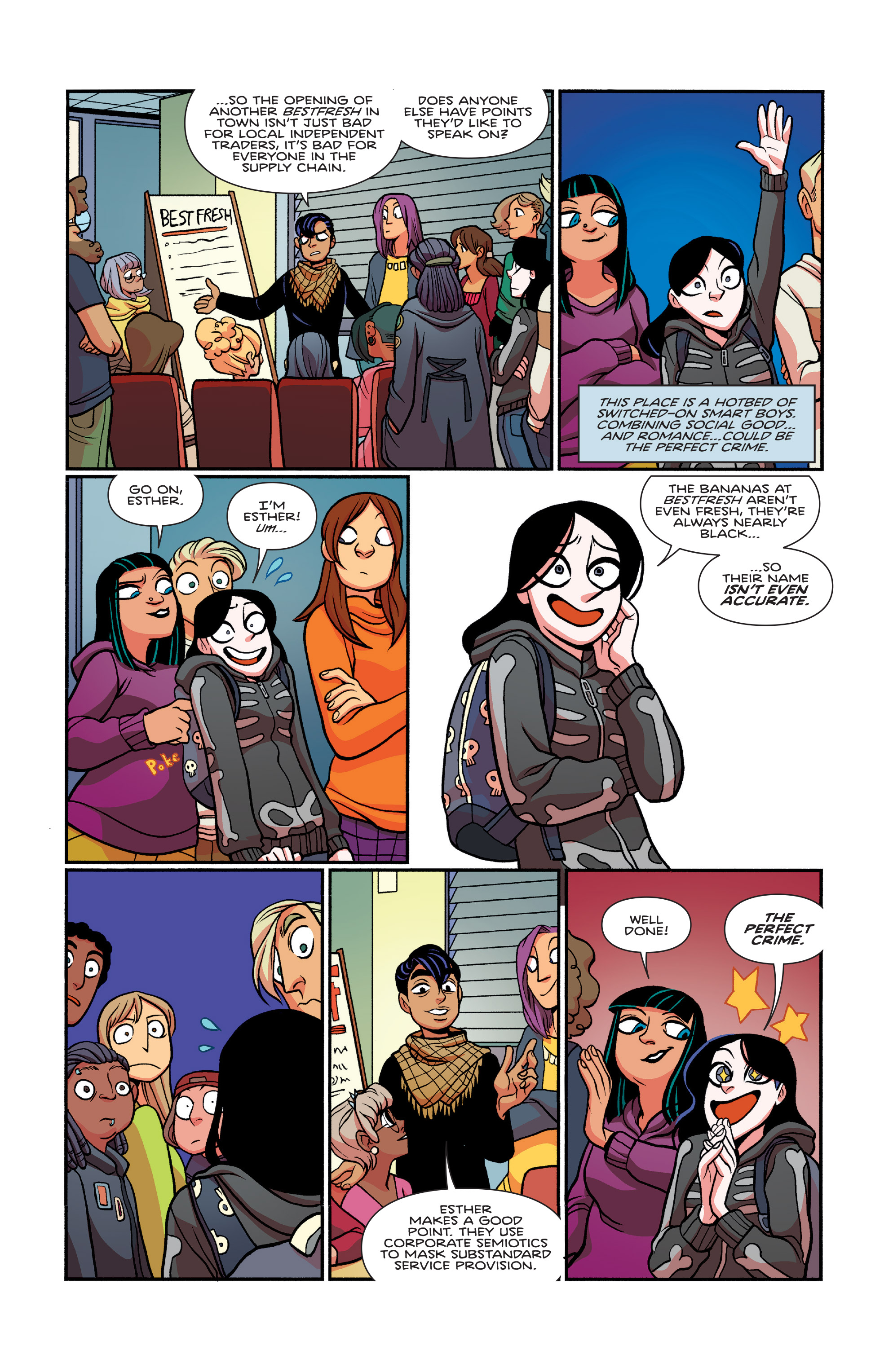 Read online Giant Days (2015) comic -  Issue #27 - 12
