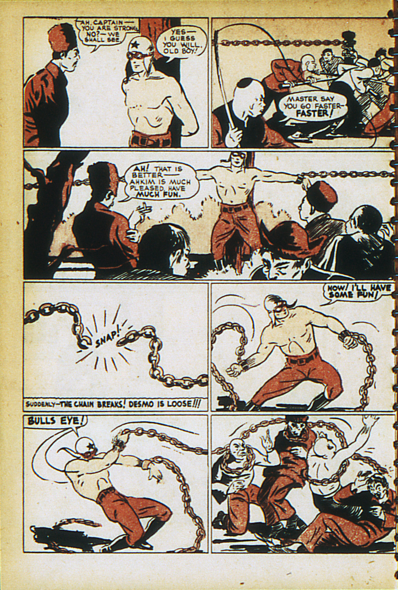 Read online Adventure Comics (1938) comic -  Issue #27 - 30