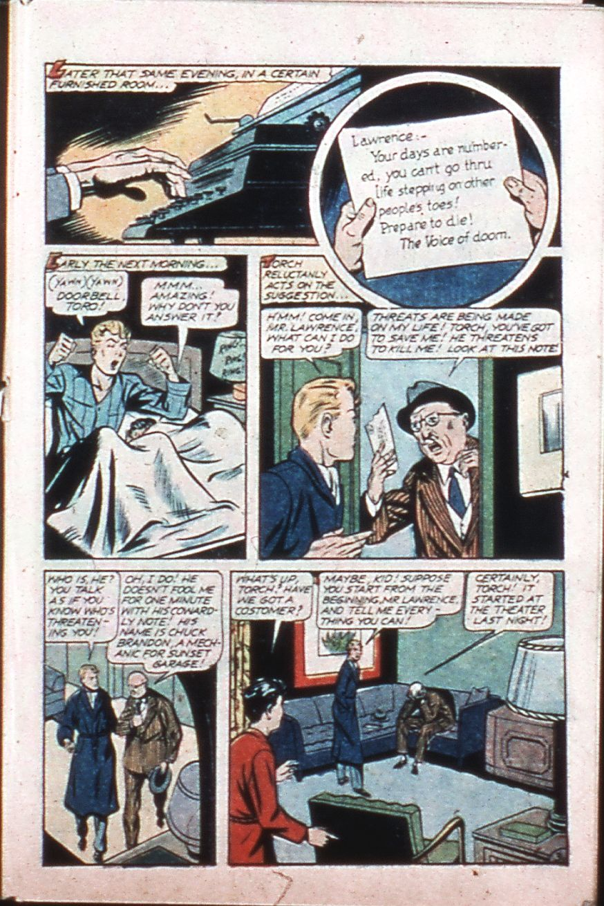 Marvel Mystery Comics (1939) issue 64 - Page 5