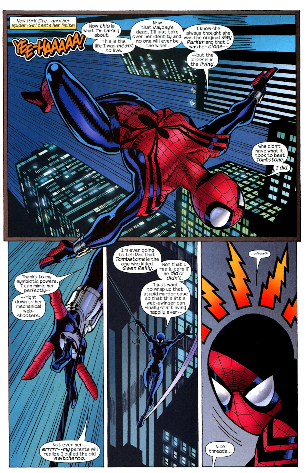 Web of Spider-Man (2009) Issue #1 #1 - English 34