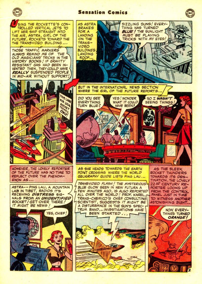 Read online Sensation (Mystery) Comics comic -  Issue #99 - 30