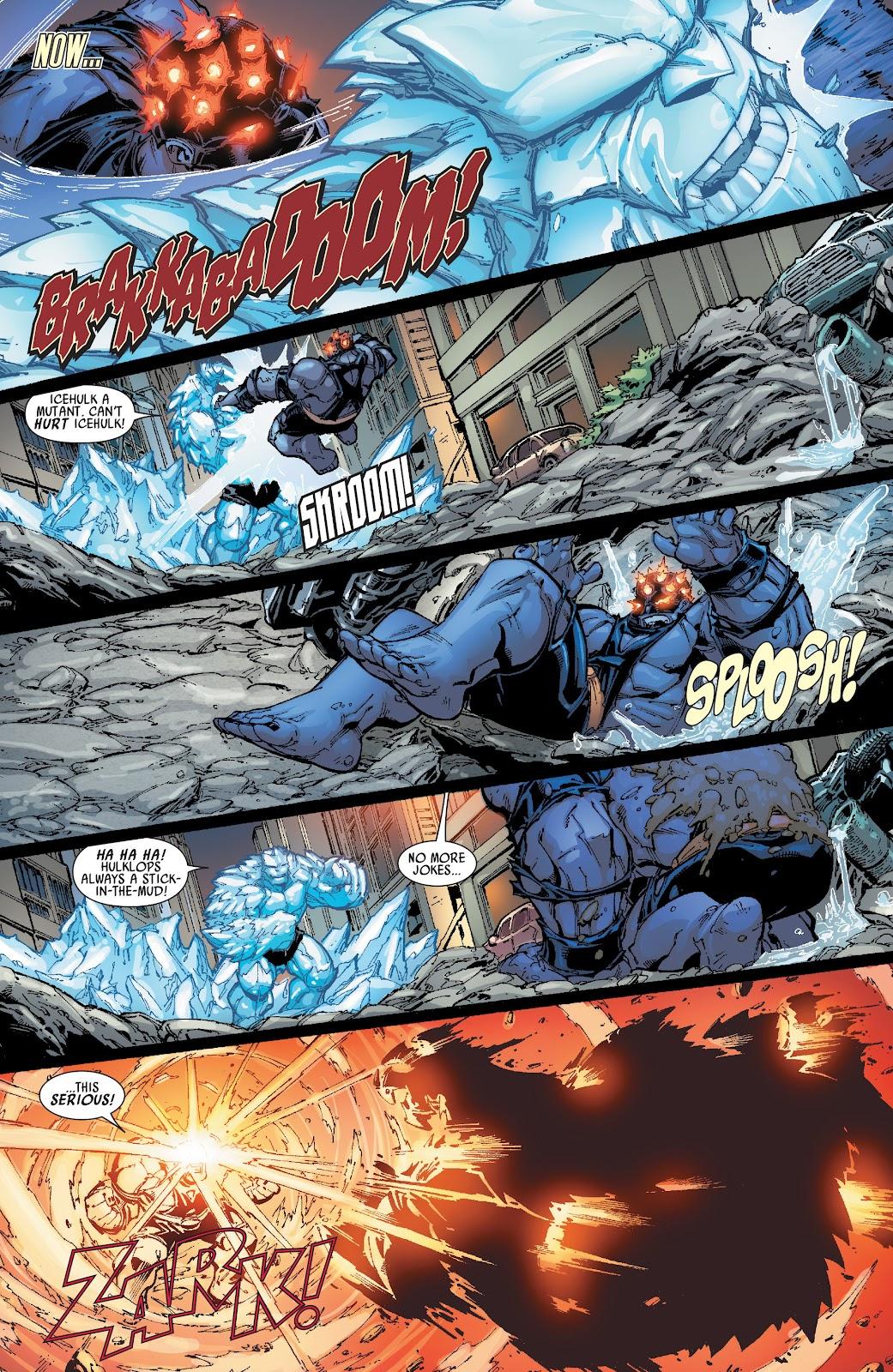 World War Hulks: Spider-Man vs. Thor Issue #1 #1 - English 34