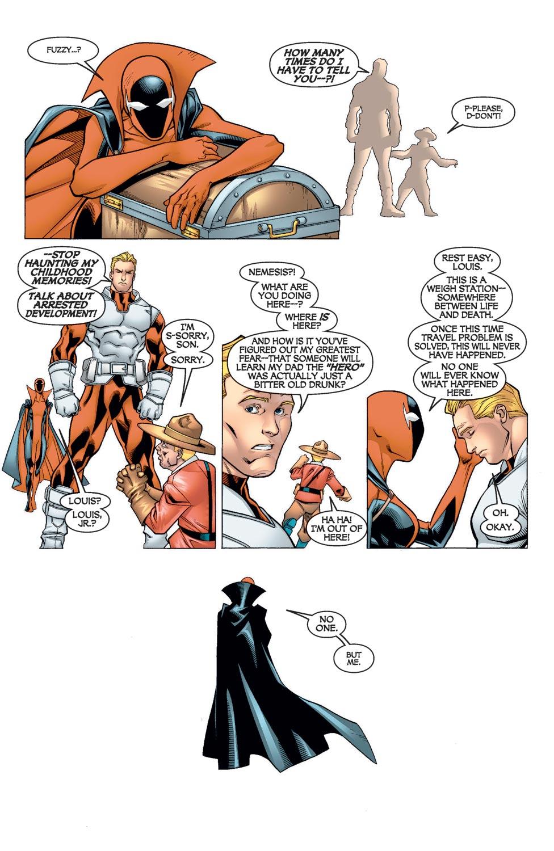 Read online Alpha Flight (2004) comic -  Issue #9 - 17
