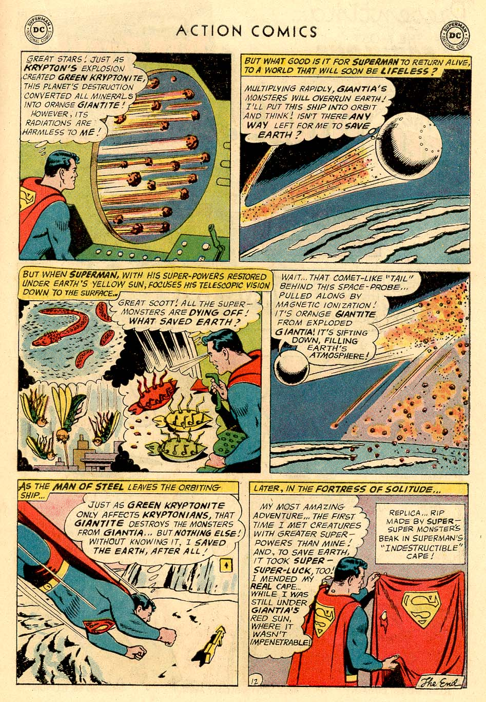 Read online Action Comics (1938) comic -  Issue #326 - 15