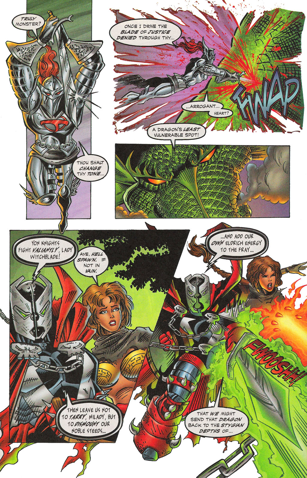 Read online Altered Image comic -  Issue #3 - 10
