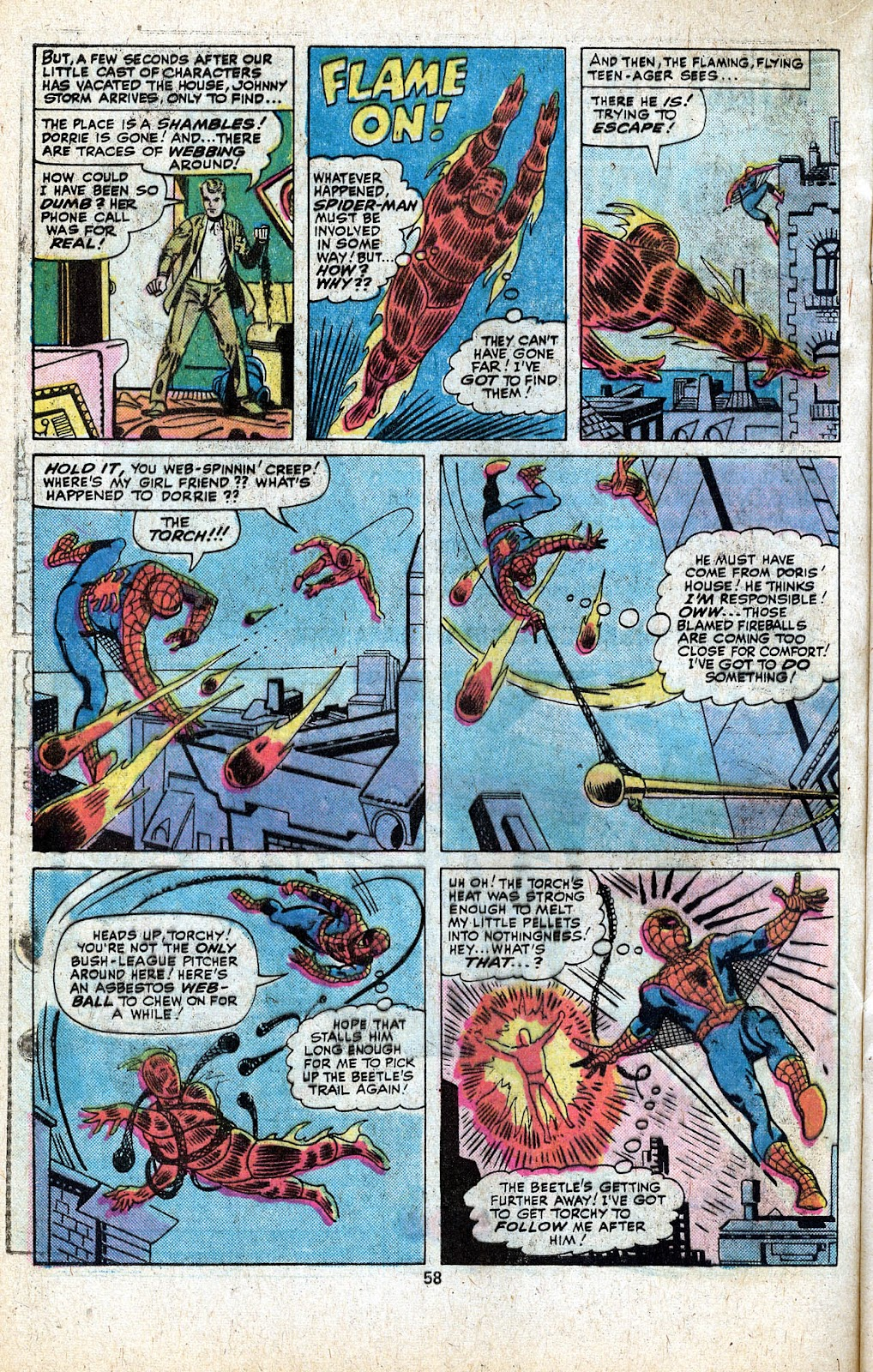 Giant-Size Spider-Man (1974) issue 5 - Page 60