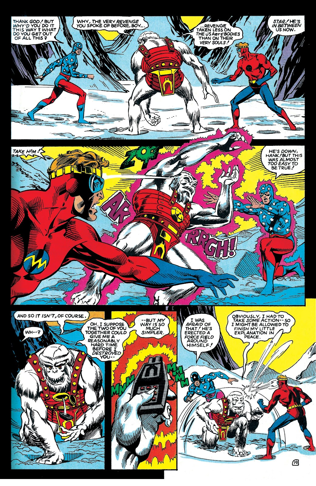 Infinity Inc. (1984) issue 6 - Page 20