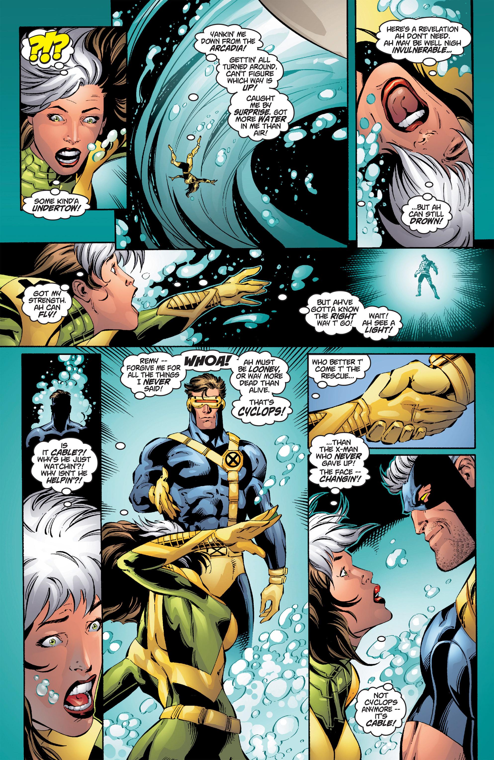 Read online Uncanny X-Men (1963) comic -  Issue #386 - 22