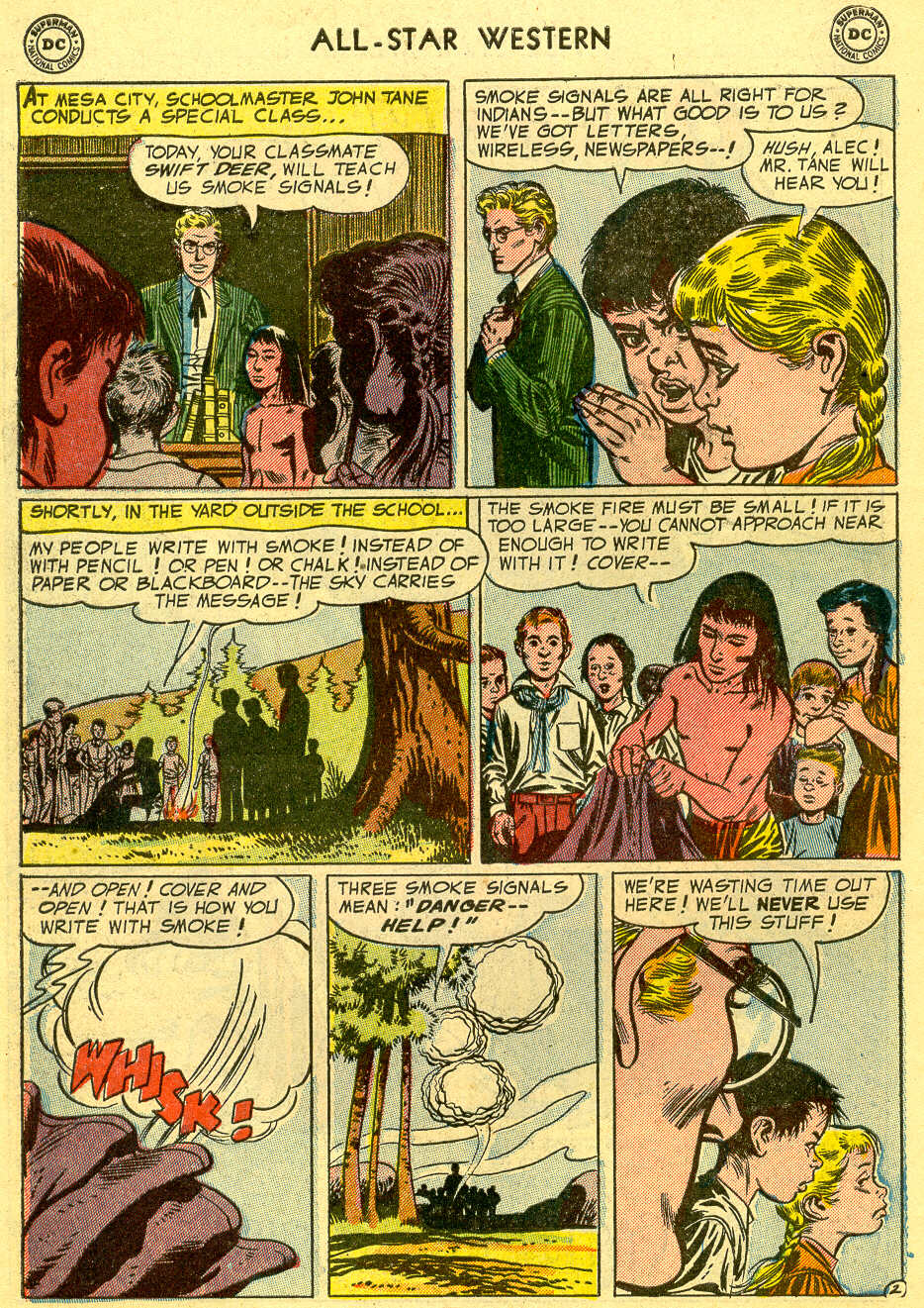 Read online All-Star Western (1951) comic -  Issue #82 - 30