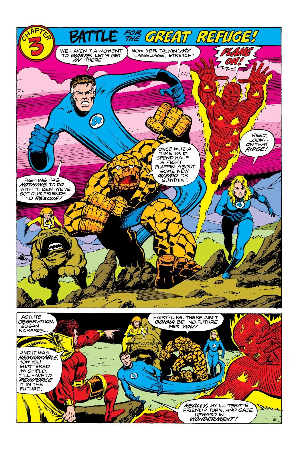 Read online Marvel Masterworks: The Inhumans comic -  Issue # TPB 2 (Part 3) - 63