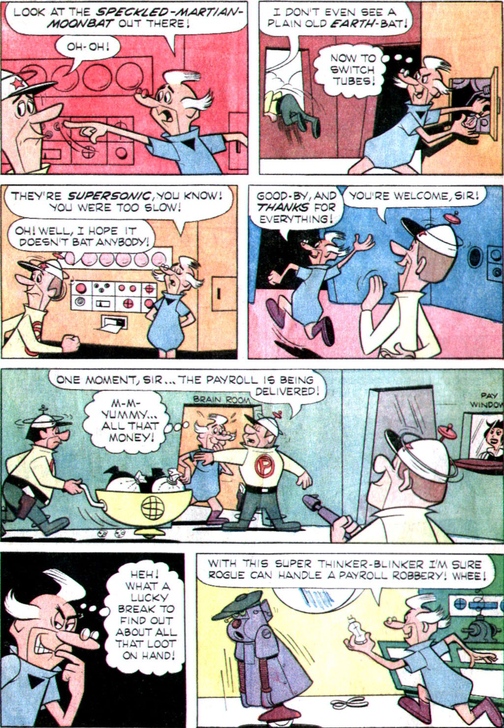 The Jetsons (1963) issue 15 - Page 8