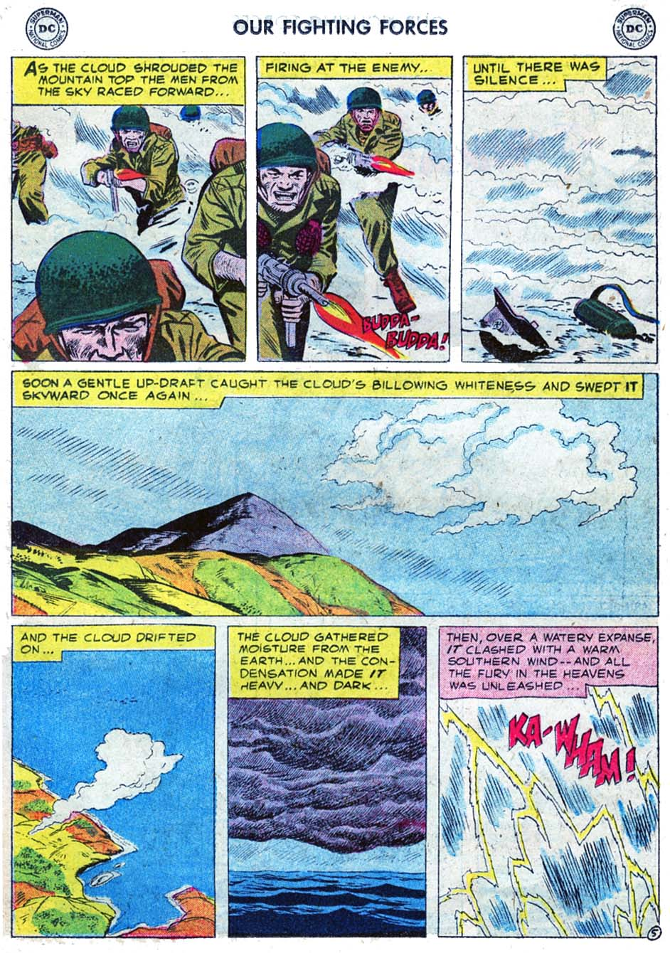 Our Fighting Forces (1954) issue 17 - Page 15