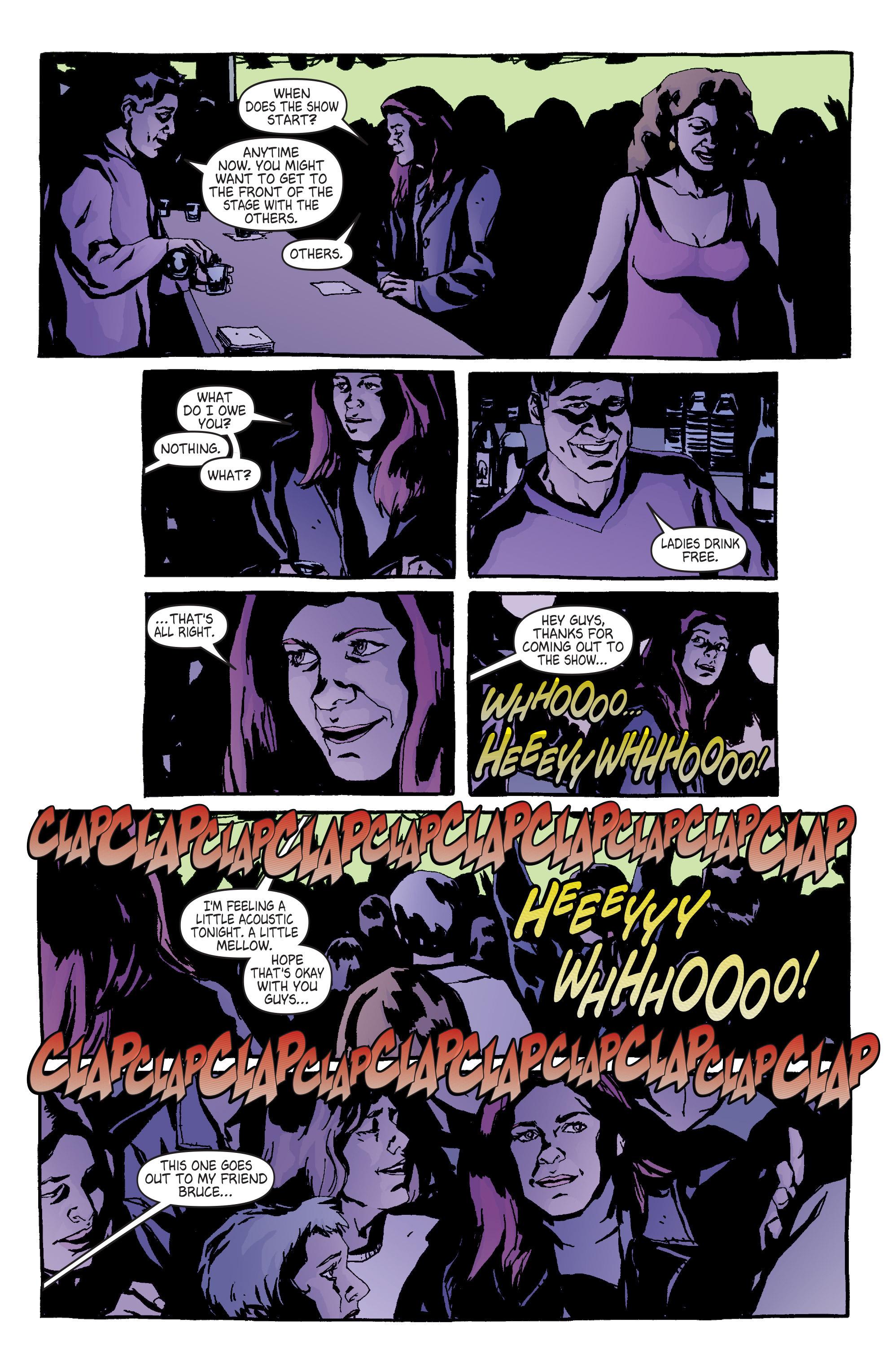 Read online Alias comic -  Issue #7 - 18