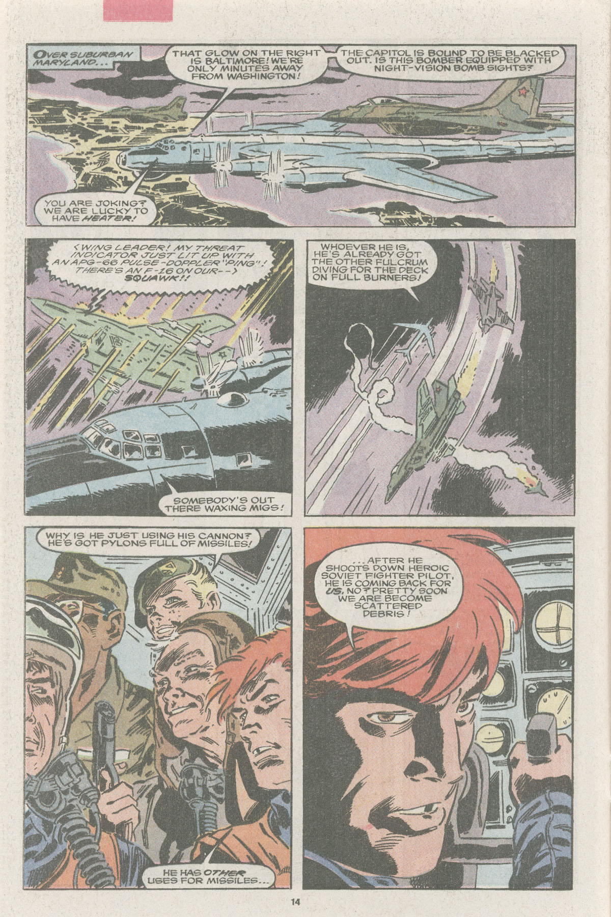 Read online Nth Man the Ultimate Ninja comic -  Issue #12 - 16