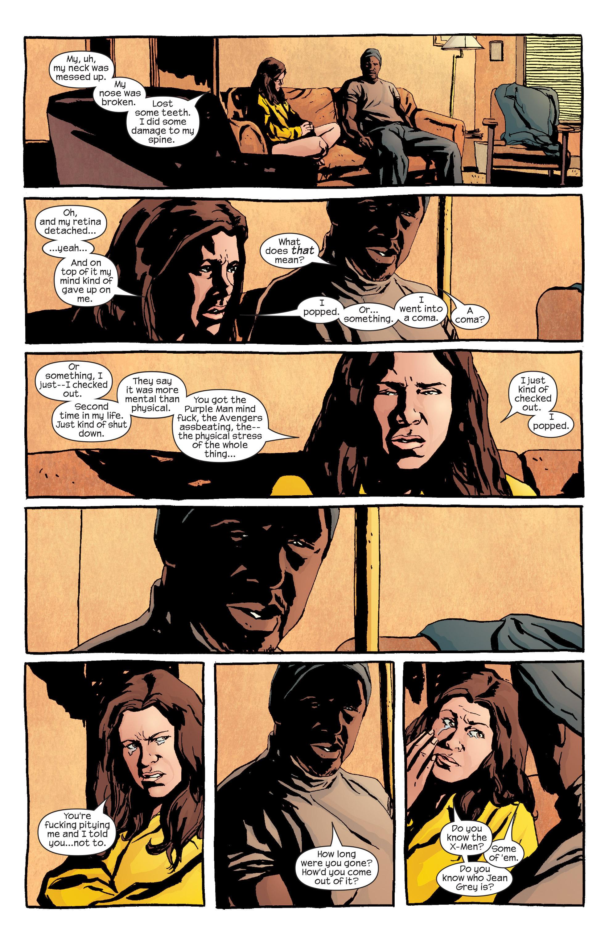 Read online Alias comic -  Issue #26 - 7