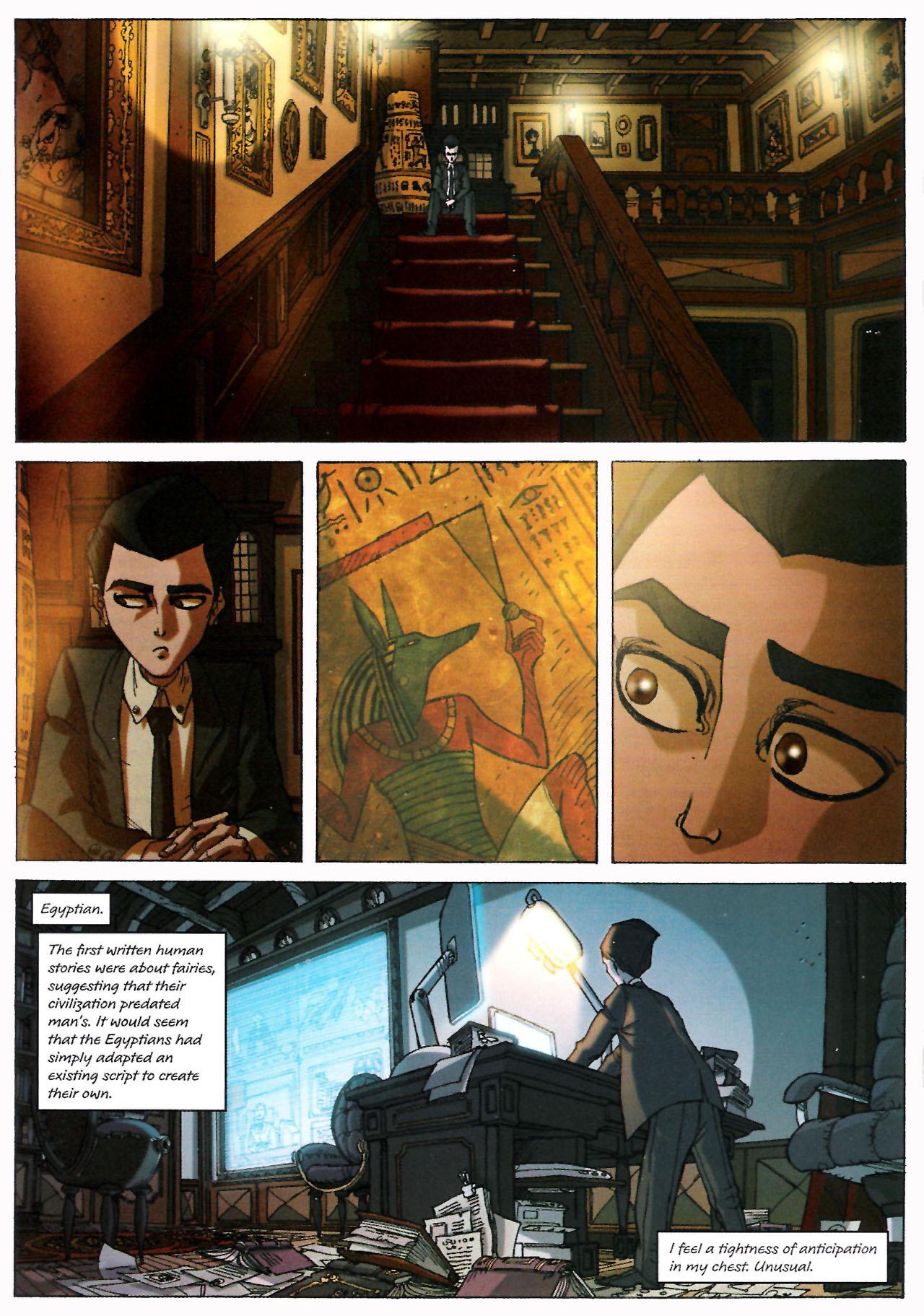 Read online Artemis Fowl: The Graphic Novel comic -  Issue #Artemis Fowl: The Graphic Novel Full - 15