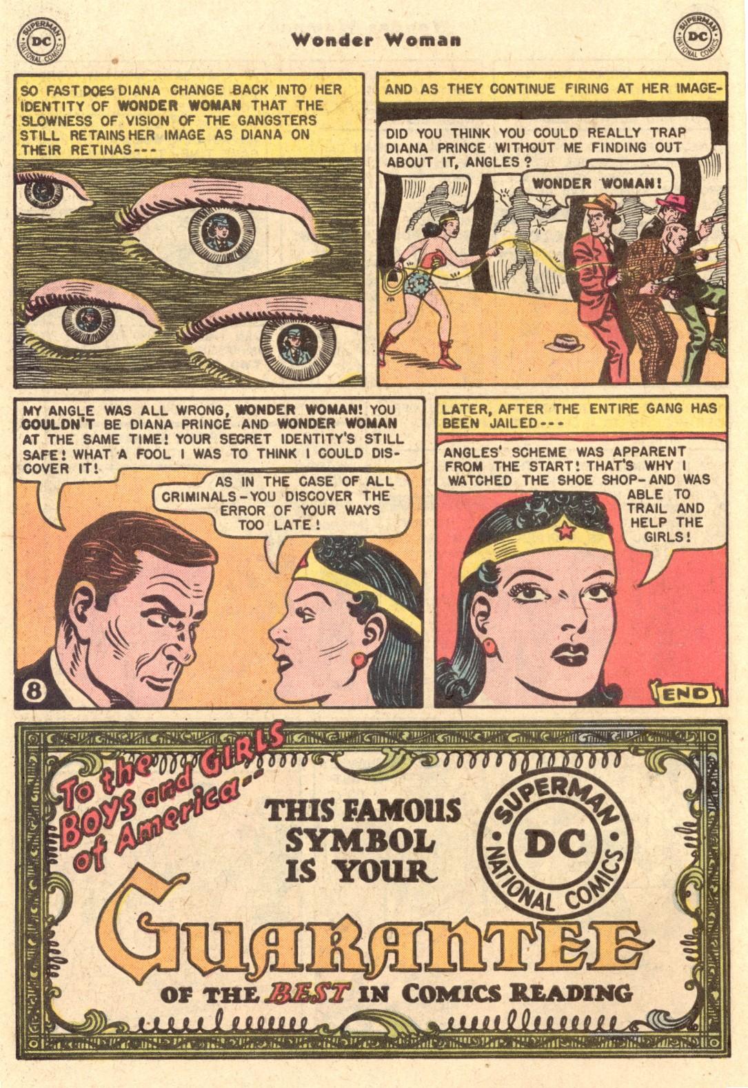 Read online Wonder Woman (1942) comic -  Issue #62 - 9