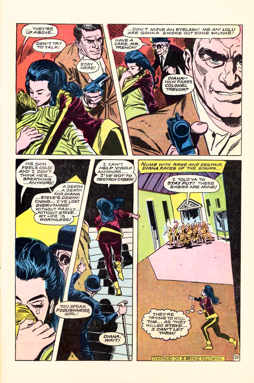 Read online Wonder Woman (1942) comic -  Issue #180 - 27