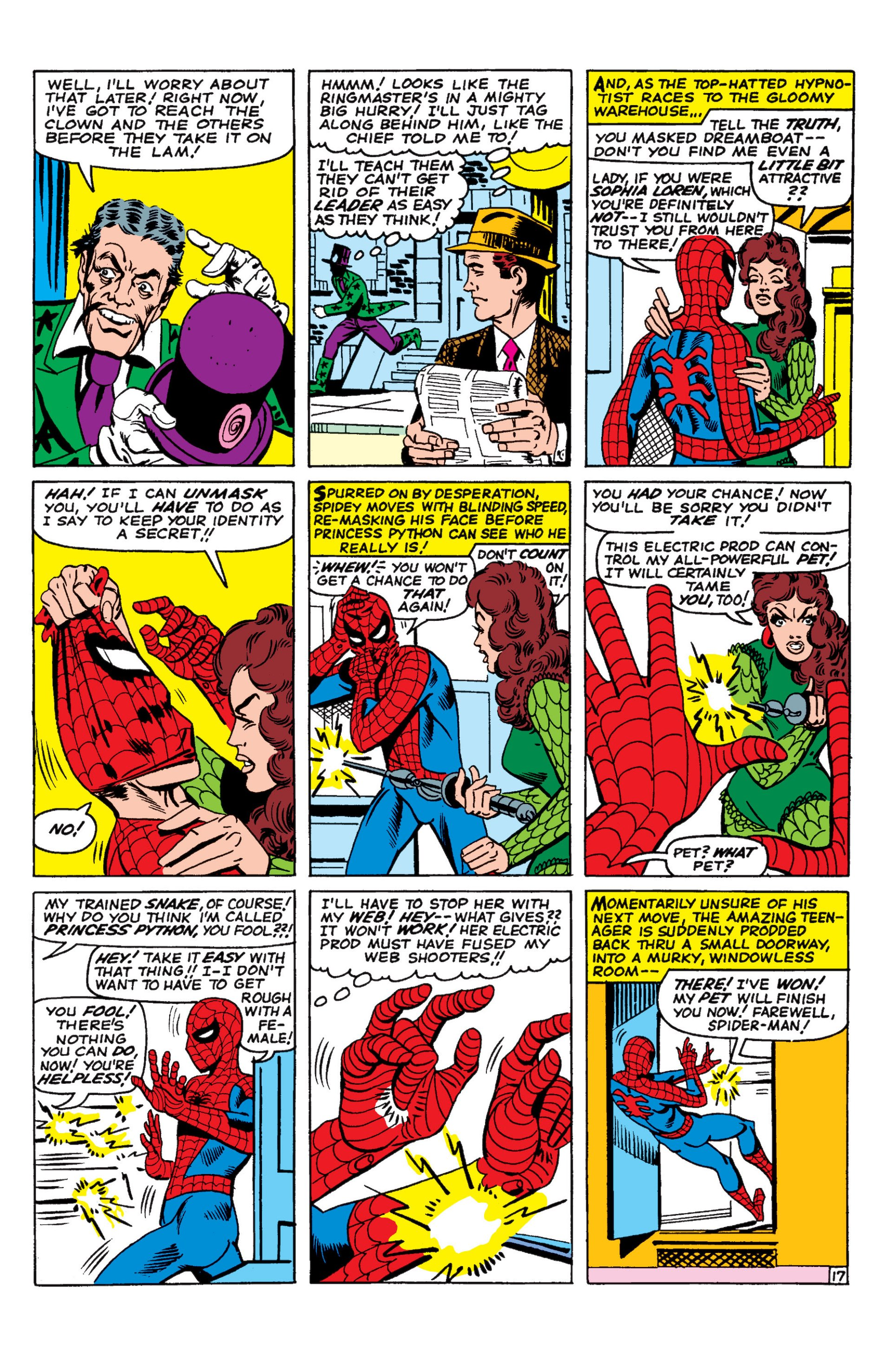 The Amazing Spider-Man (1963) 22 Page 17