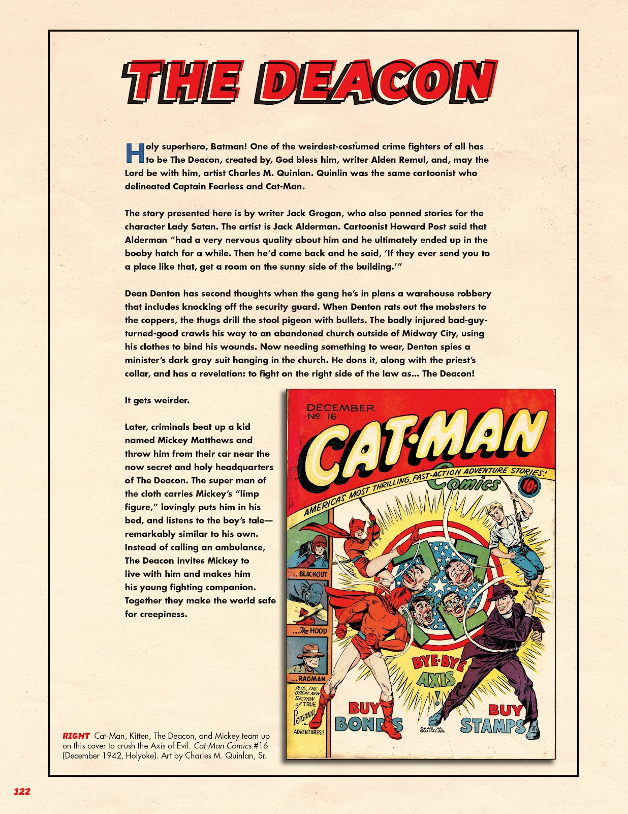 Read online Super Weird Heroes comic -  Issue # TPB 1 (Part 2) - 22