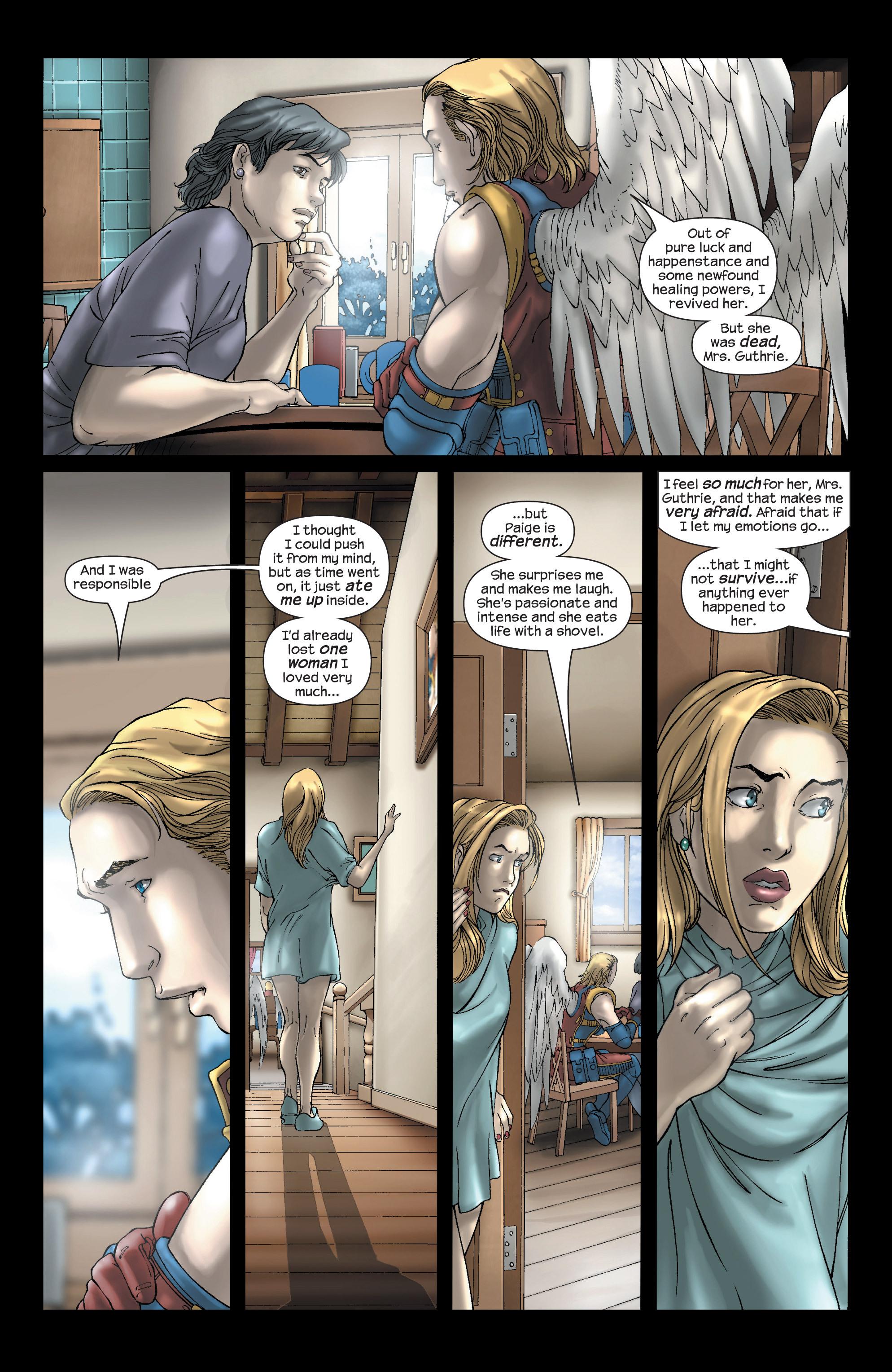 Read online Uncanny X-Men (1963) comic -  Issue #440 - 7