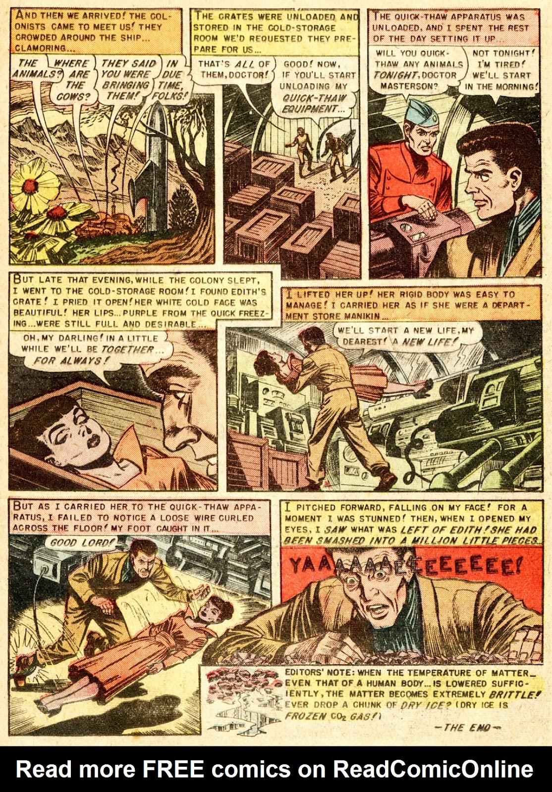 Weird Fantasy (1951) issue 13 - Page 17