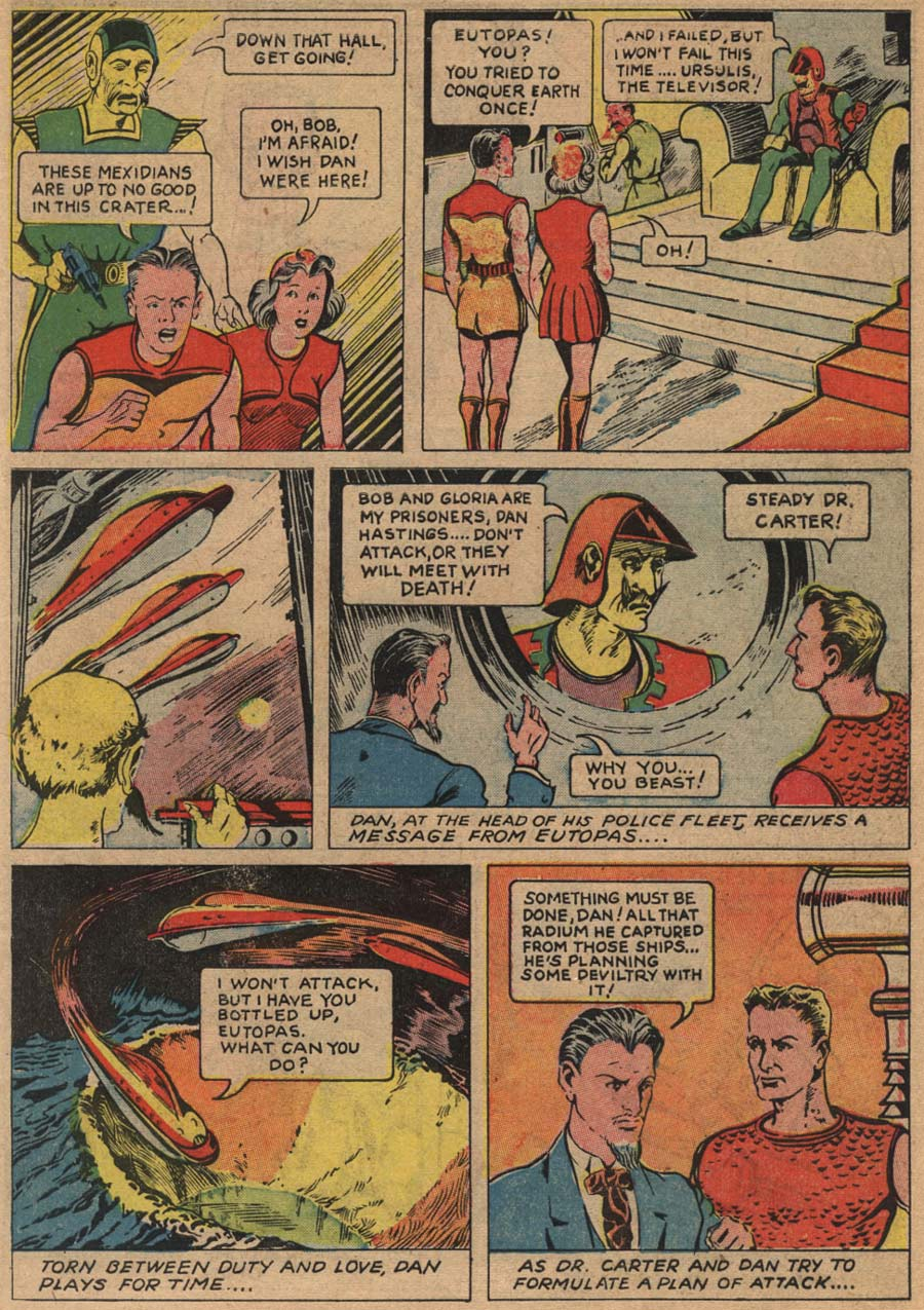 Blue Ribbon Comics (1939) issue 1 - Page 11