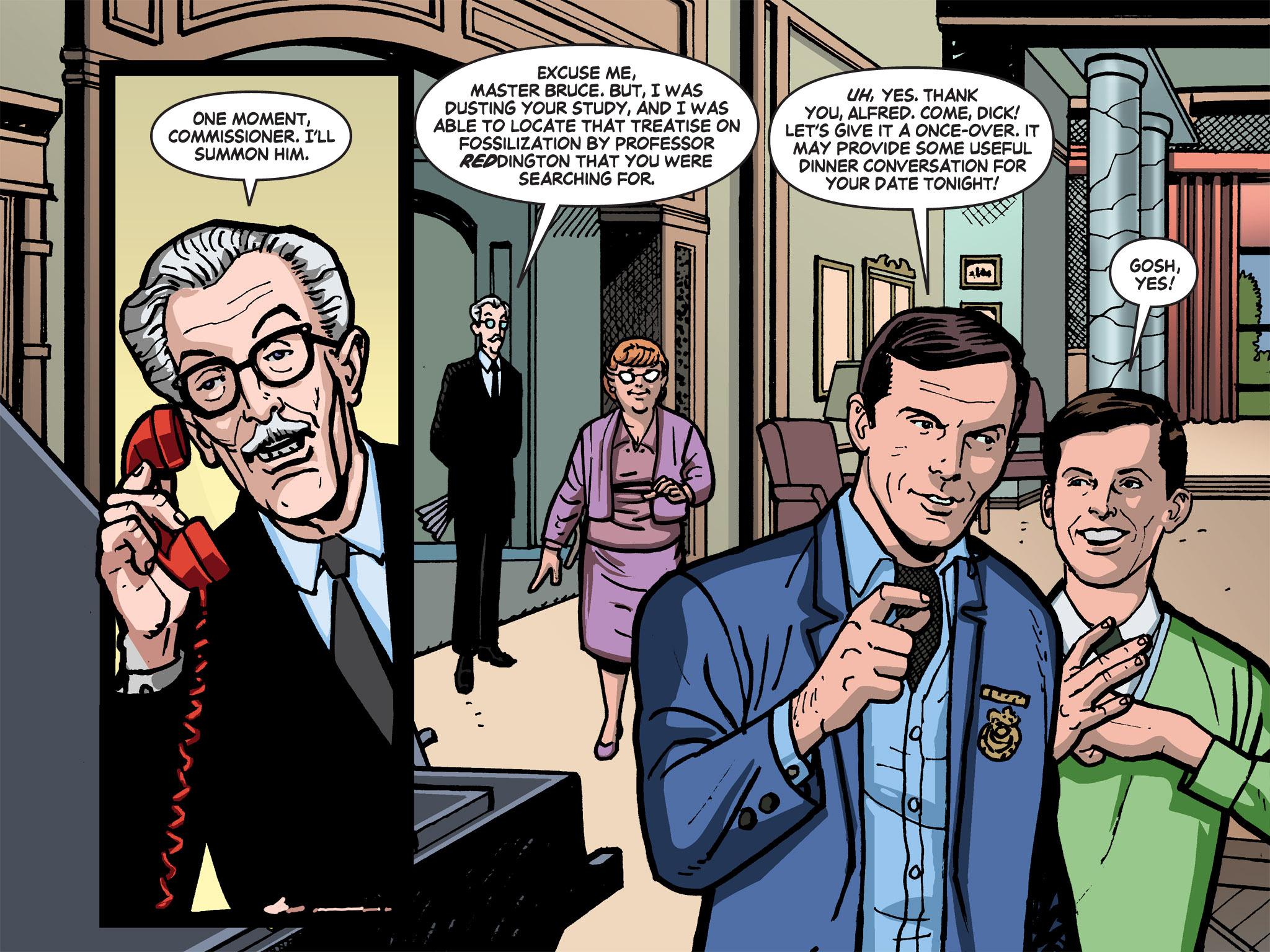 Read online Batman '66 Meets the Green Hornet [II] comic -  Issue #1 - 17