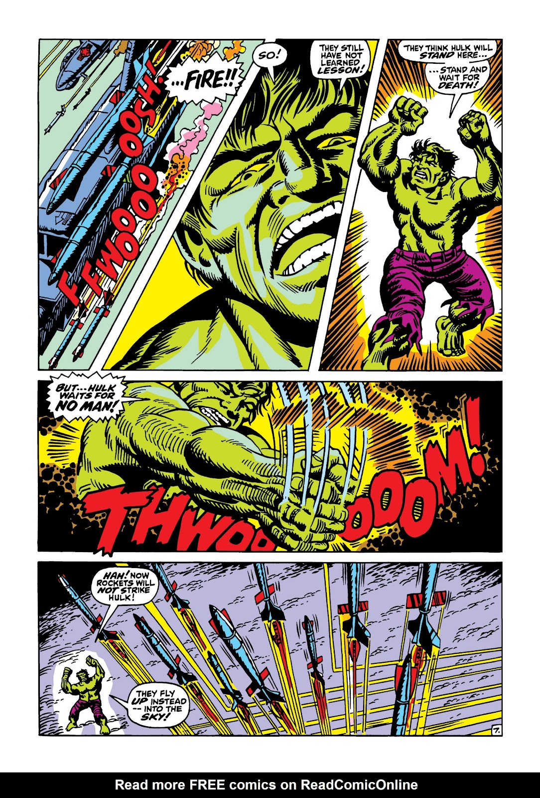 Read online Marvel Masterworks: The Incredible Hulk comic -  Issue # TPB 5 (Part 3) - 2