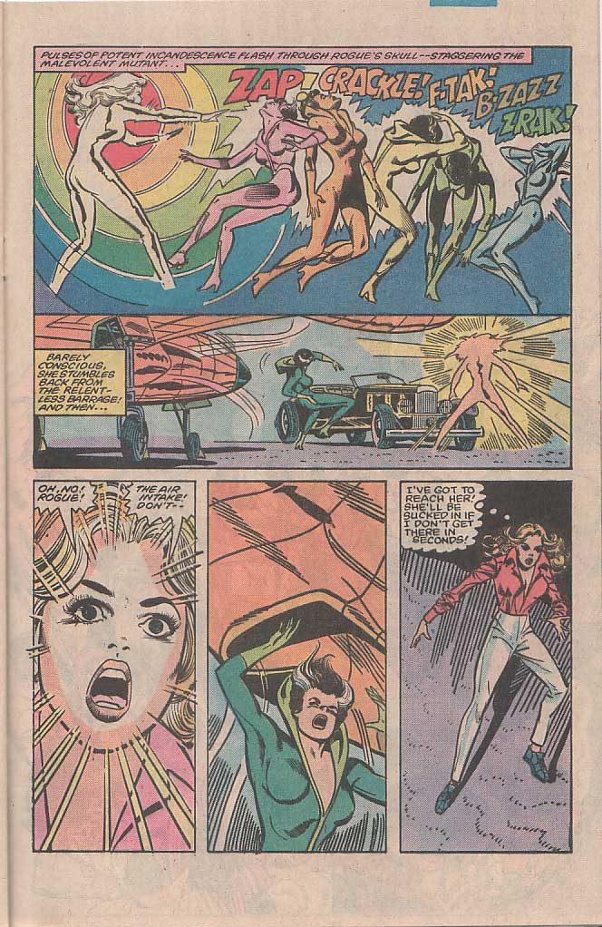 Dazzler (1981) 28 Page 21