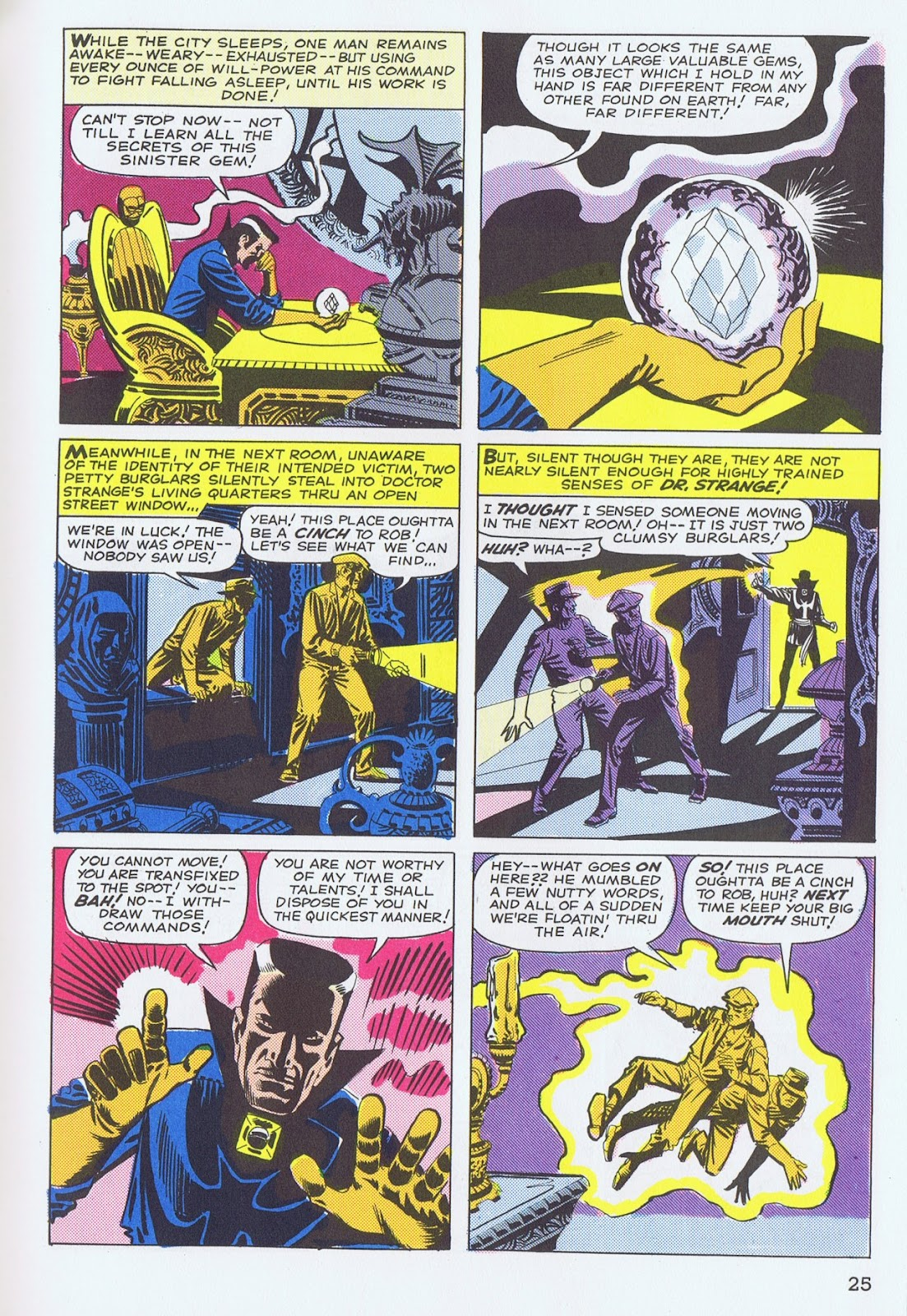 Doctor Strange: Master of the Mystic Arts issue TPB - Page 23