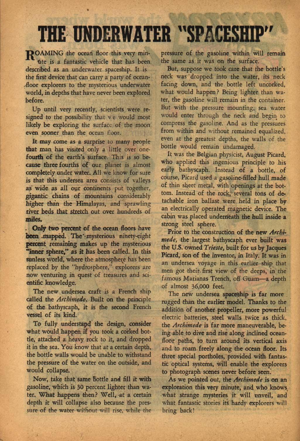 Read online Aquaman (1962) comic -  Issue #4 - 24