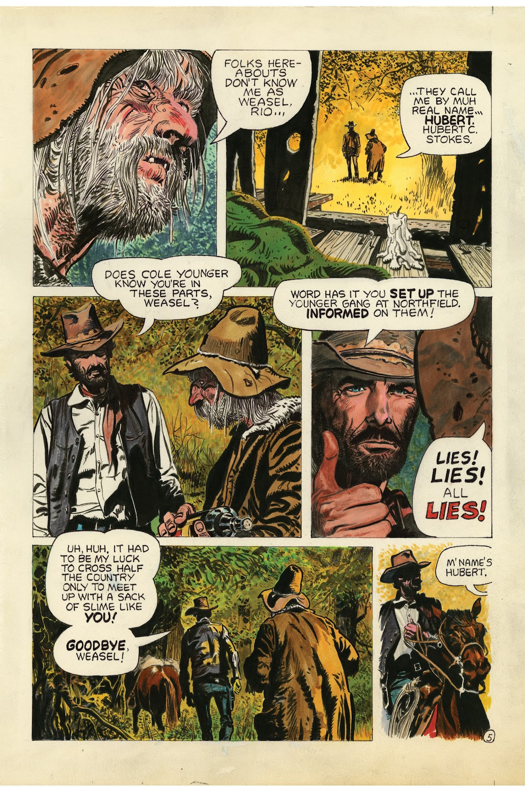Read online Doug Wildey's Rio: The Complete Saga comic -  Issue # TPB (Part 1) - 71