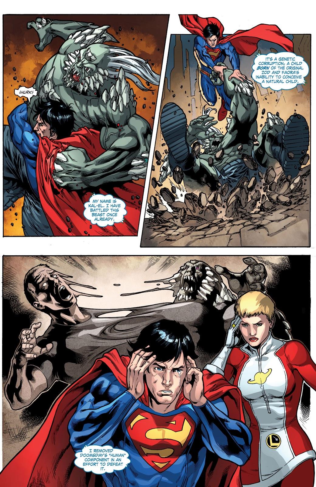 Read online Smallville Season 11 [II] comic -  Issue # TPB 4 - 85