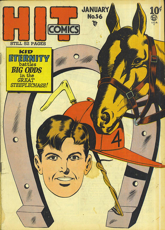 Read online Hit Comics comic -  Issue #56 - 1