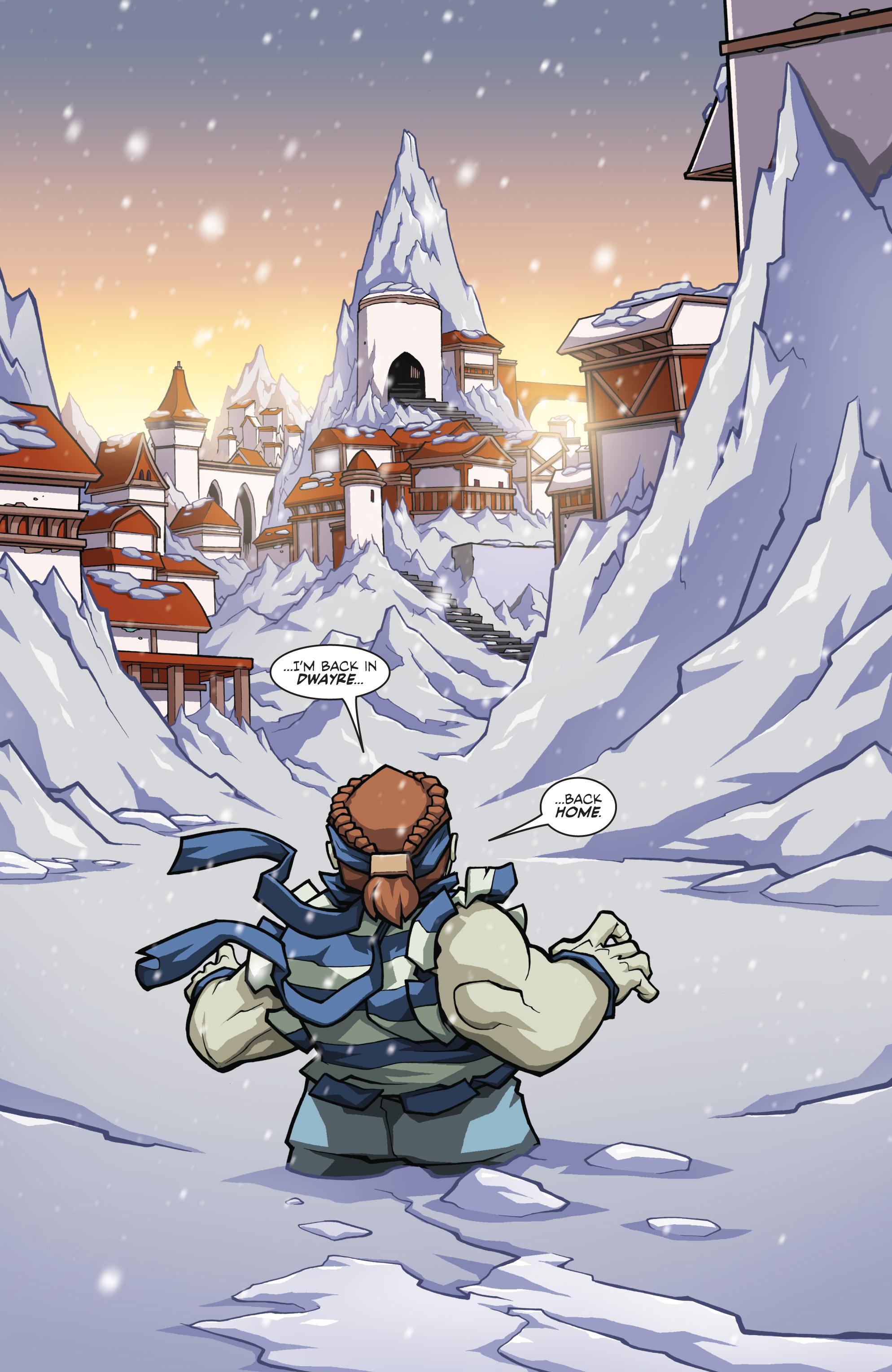 Read online Skullkickers comic -  Issue #23 - 21