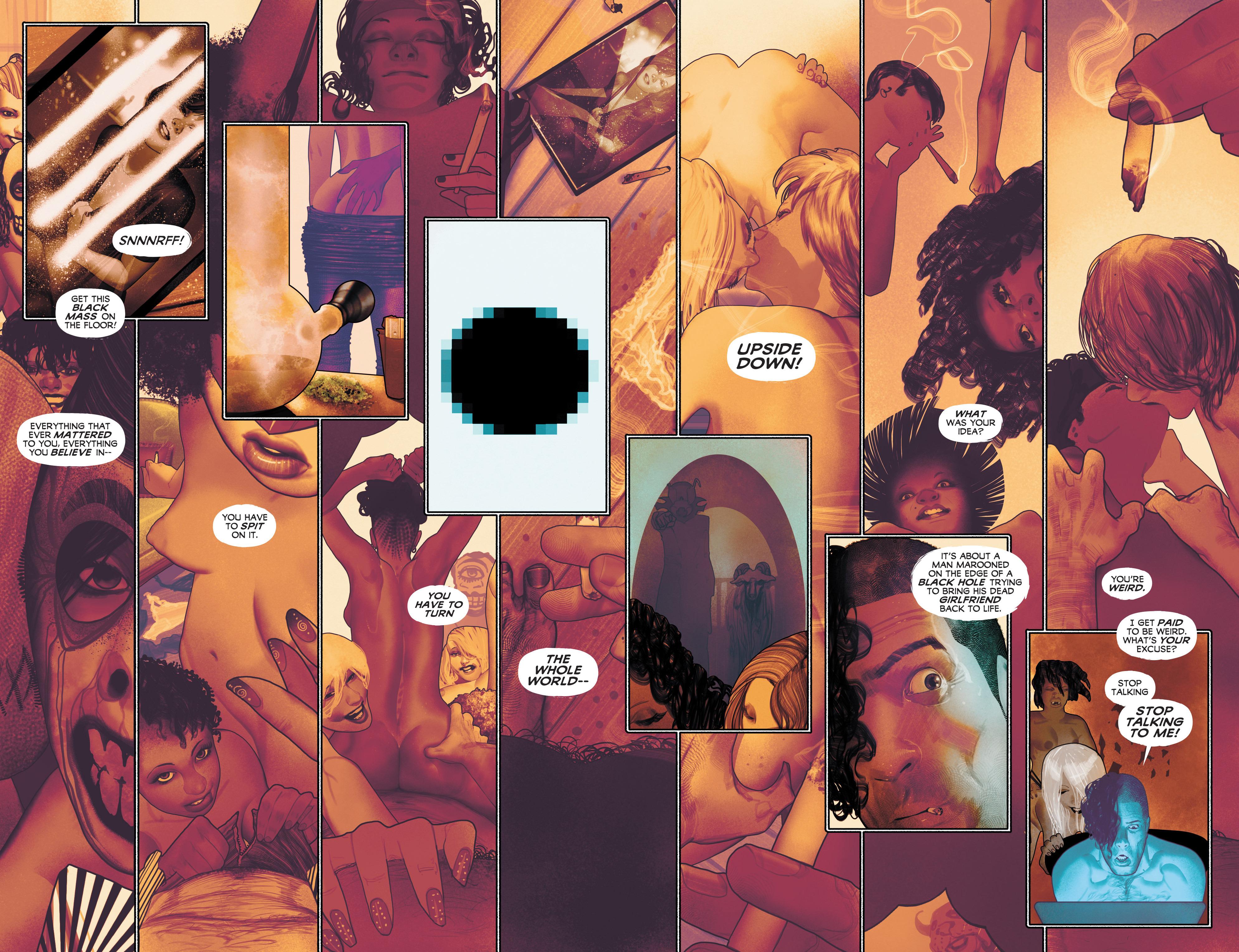 Read online Annihilator comic -  Issue #1 - 23
