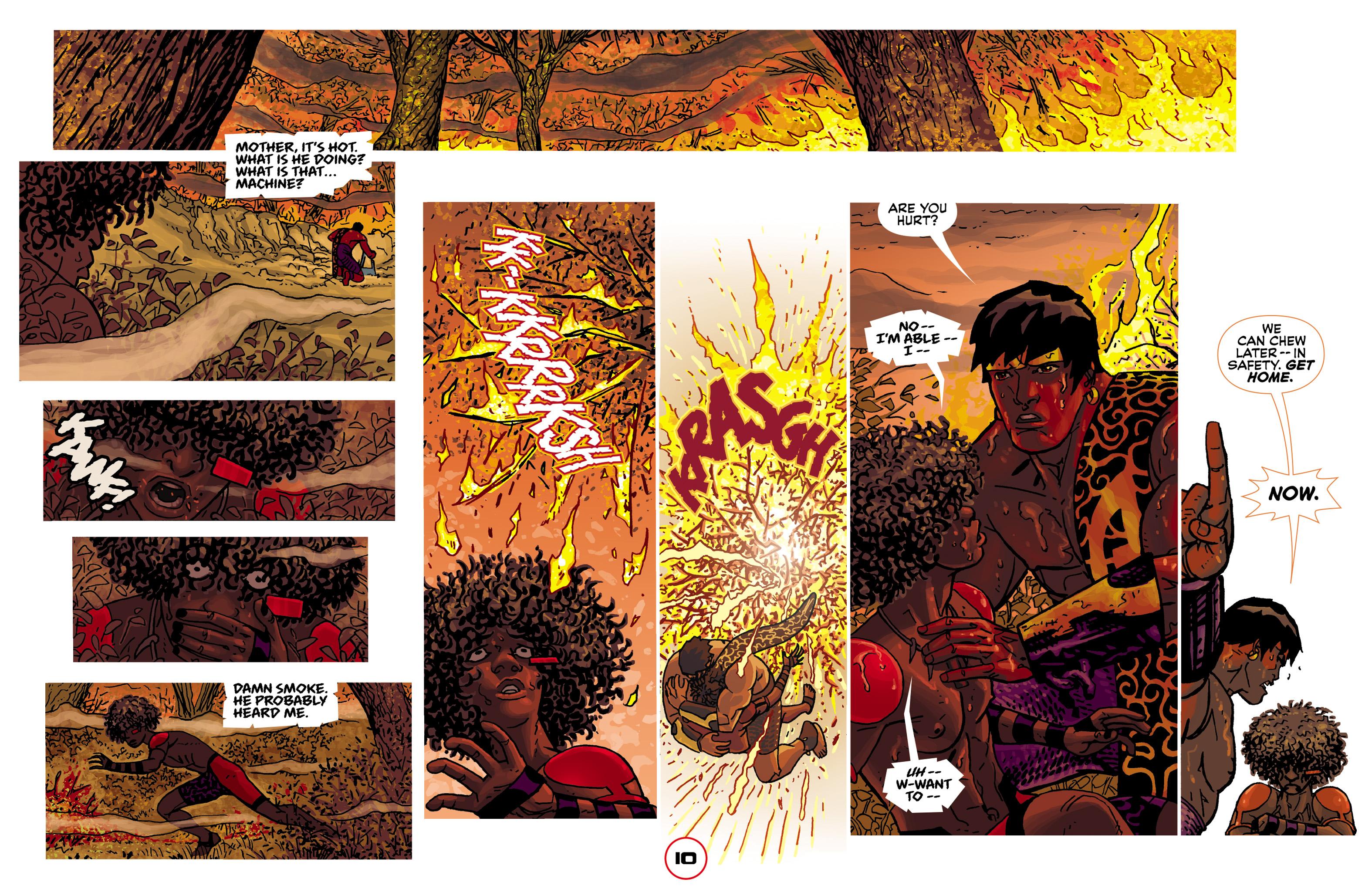 Read online Adam.3 comic -  Issue #2 - 12