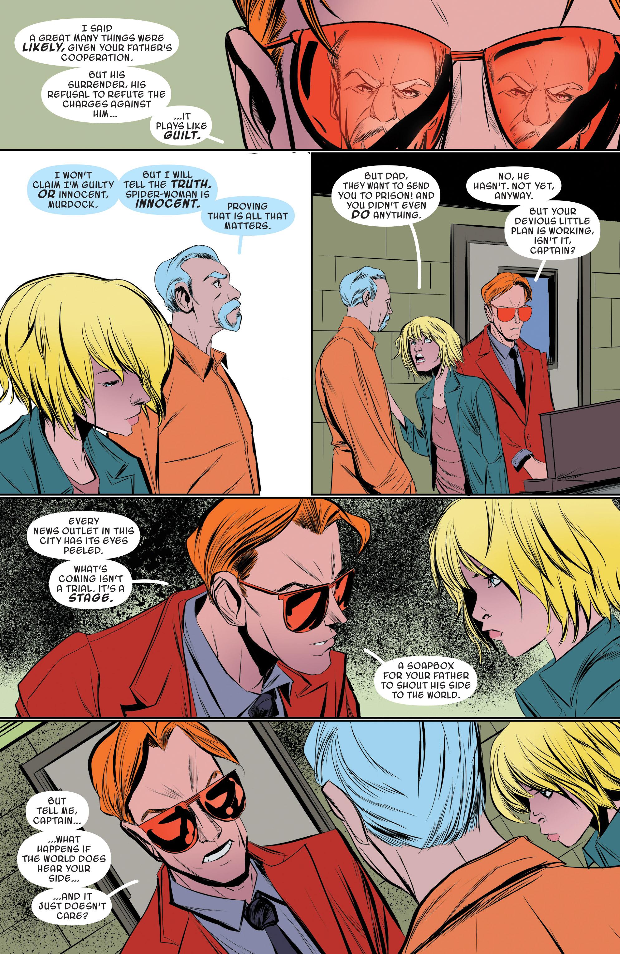 Read online Spider-Gwen [II] comic -  Issue #19 - 9