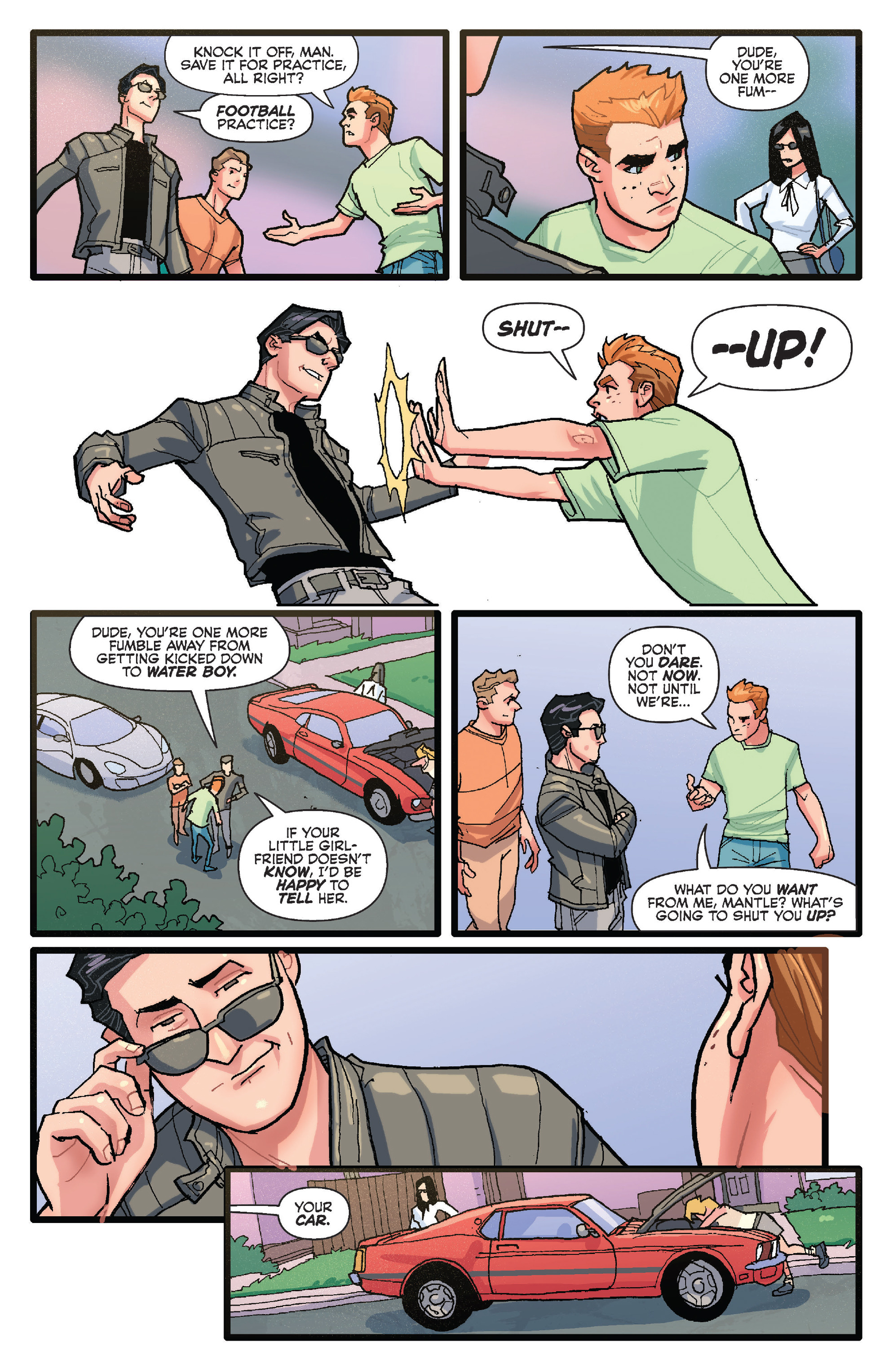 Read online Archie (2015) comic -  Issue #20 - 11